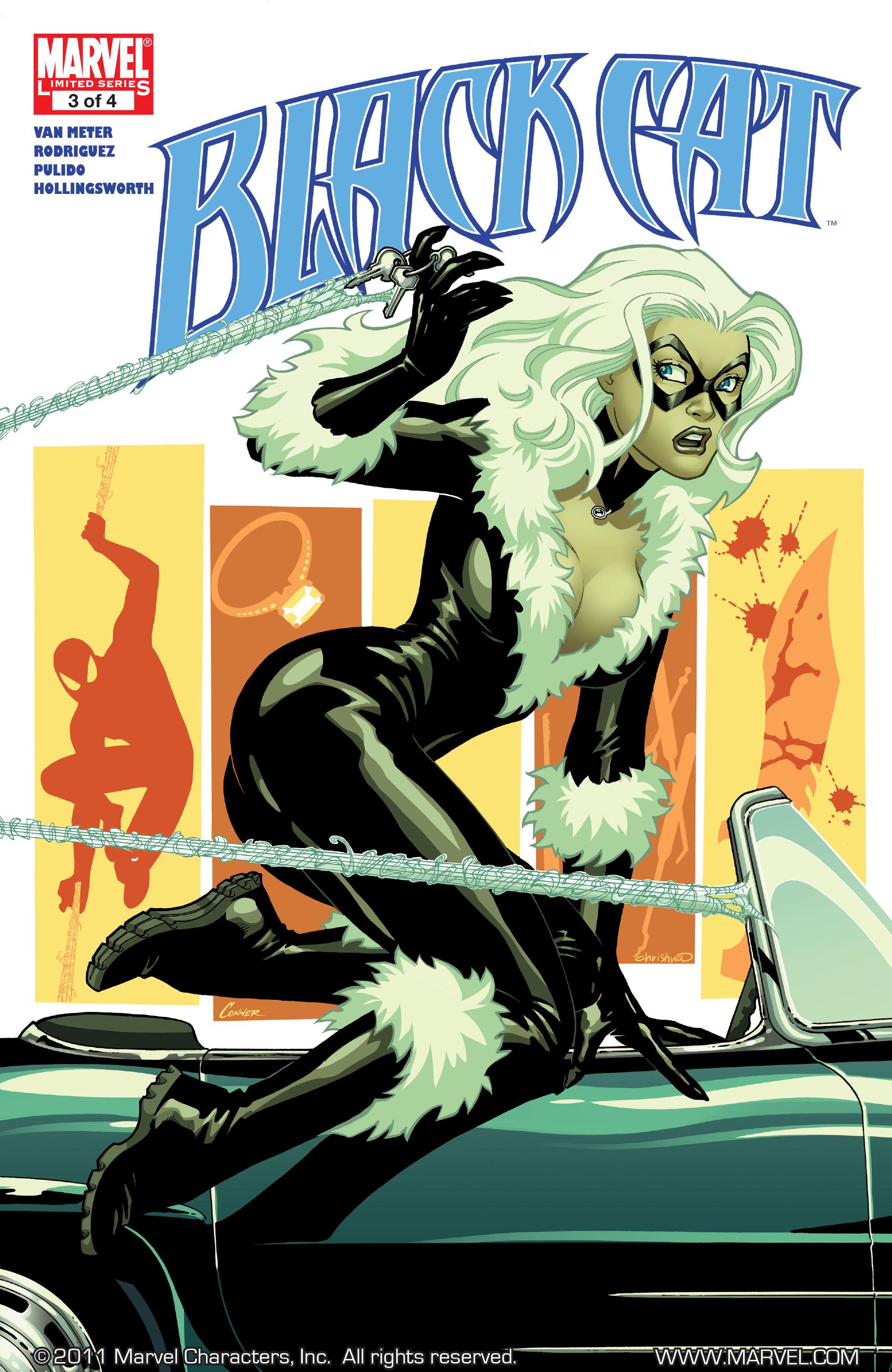 Read online Amazing Spider-Man Presents: Black Cat comic -  Issue #3 - 1