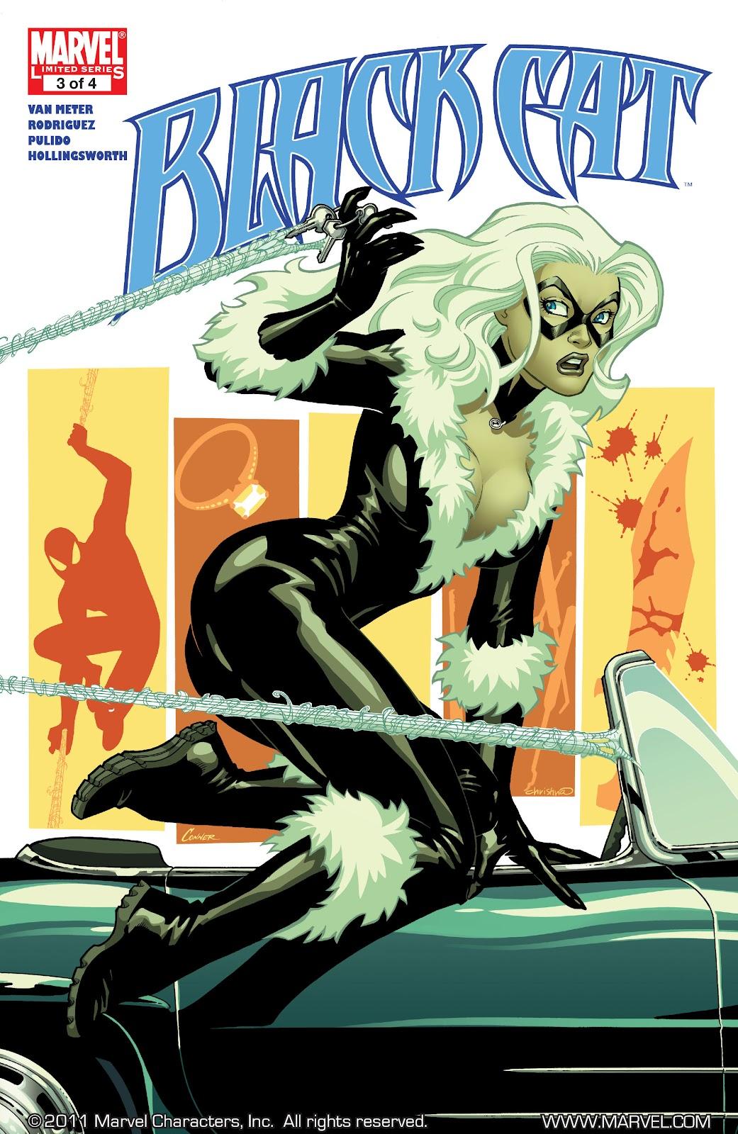 Amazing Spider-Man Presents: Black Cat Issue #3 #3 - English 1