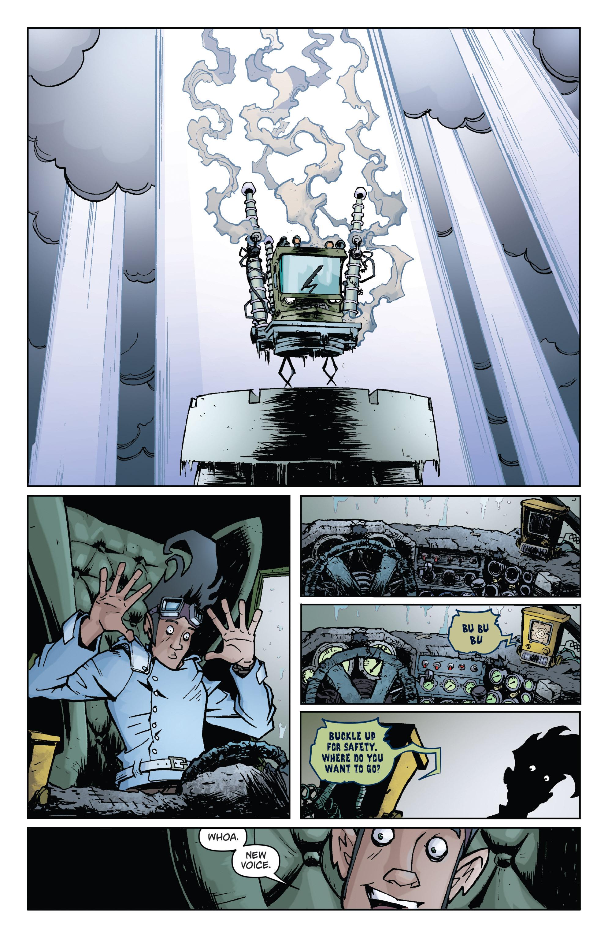 Read online Monster Motors comic -  Issue # Full - 28