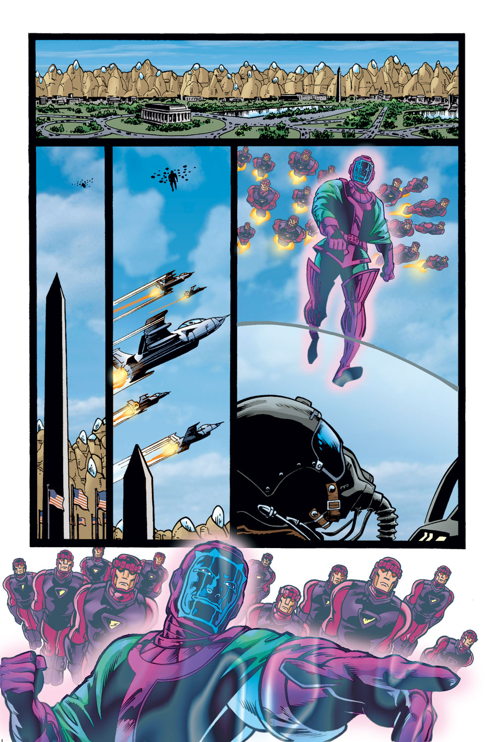 Read online Avengers (1998) comic -  Issue #49 - 5