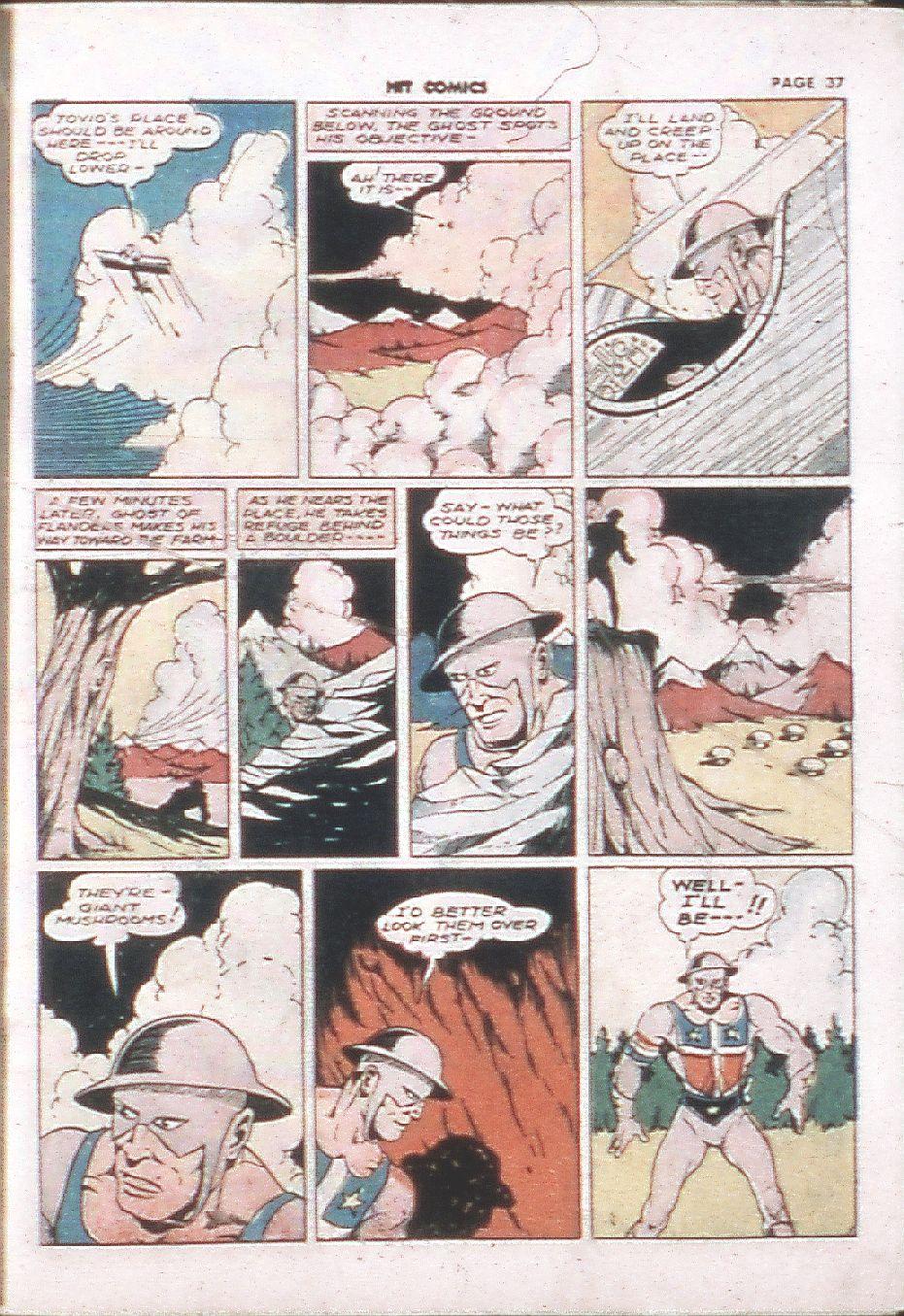 Read online Hit Comics comic -  Issue #24 - 39