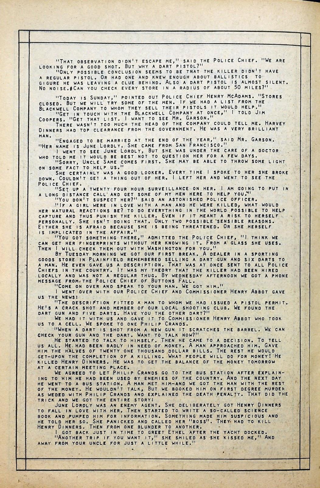 Read online Fightin' Navy comic -  Issue #99 - 24