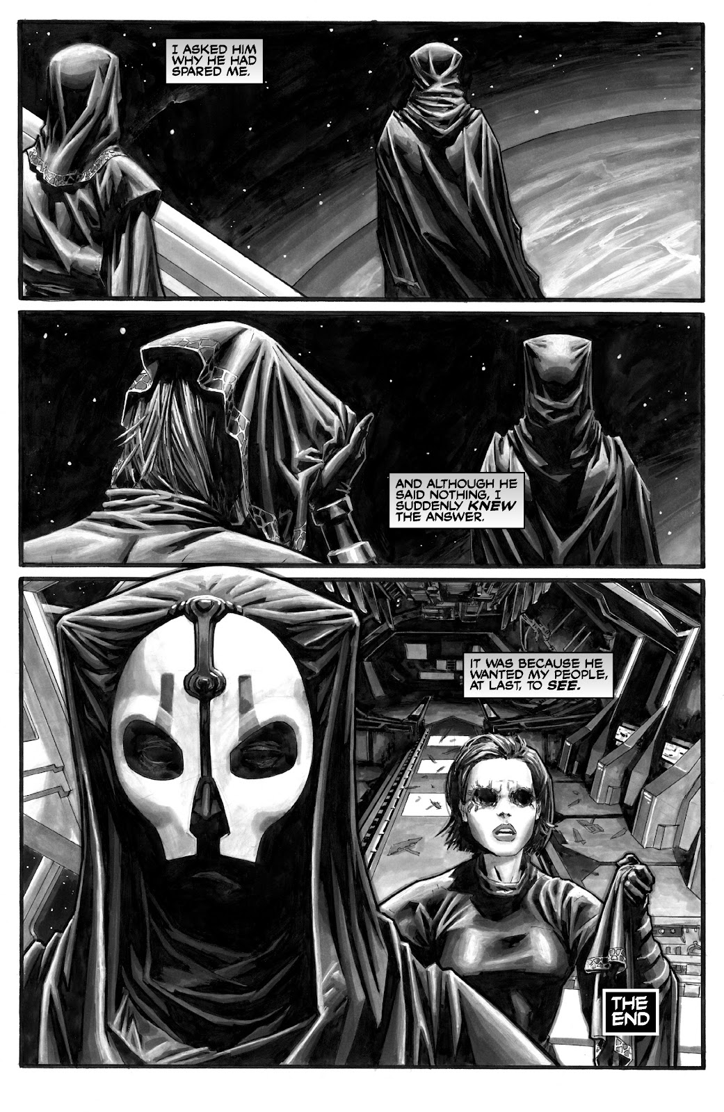 Read online Star Wars Legends: The Old Republic - Epic Collection comic -  Issue # TPB 3 (Part 5) - 24