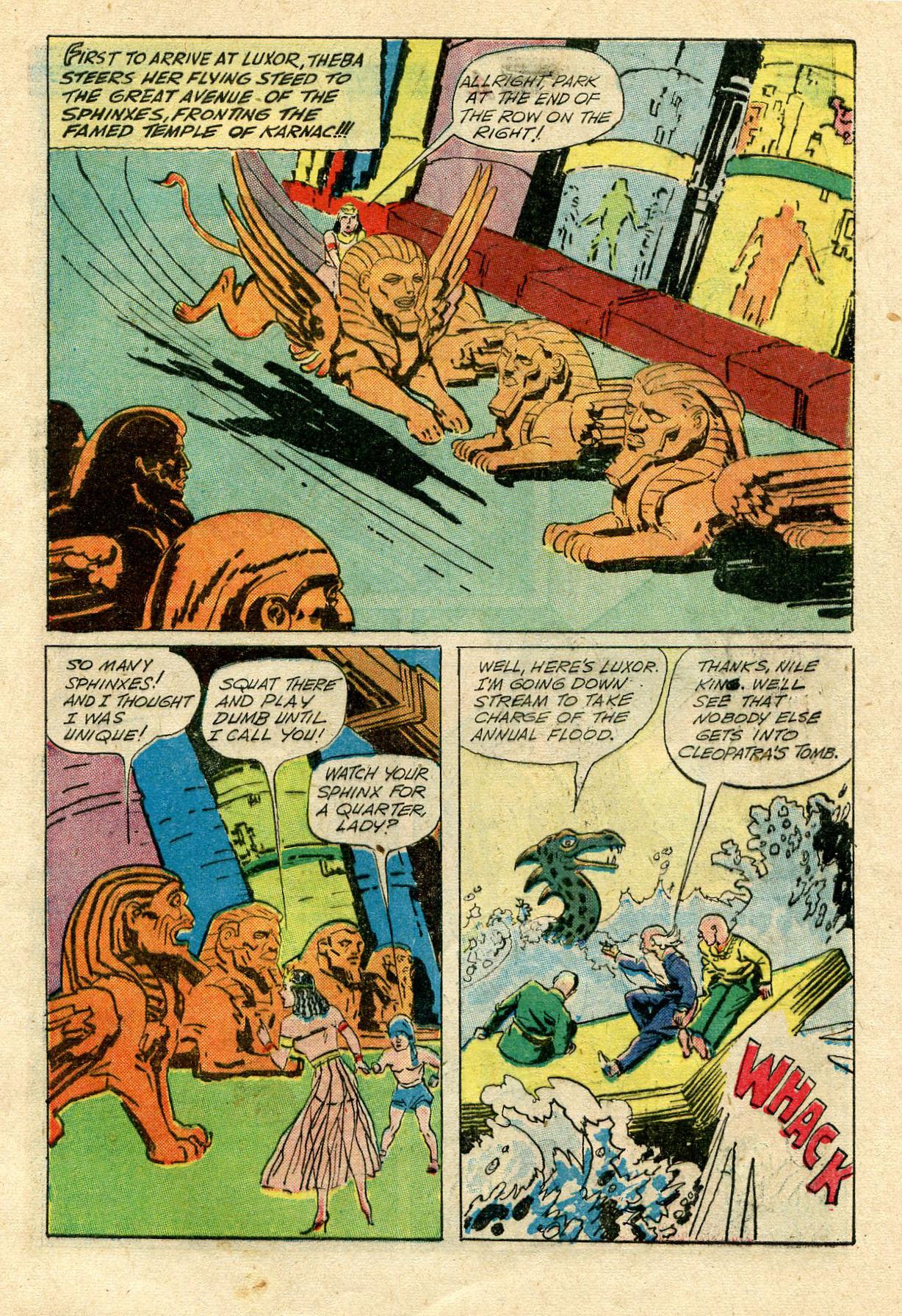 Read online Shadow Comics comic -  Issue #33 - 9