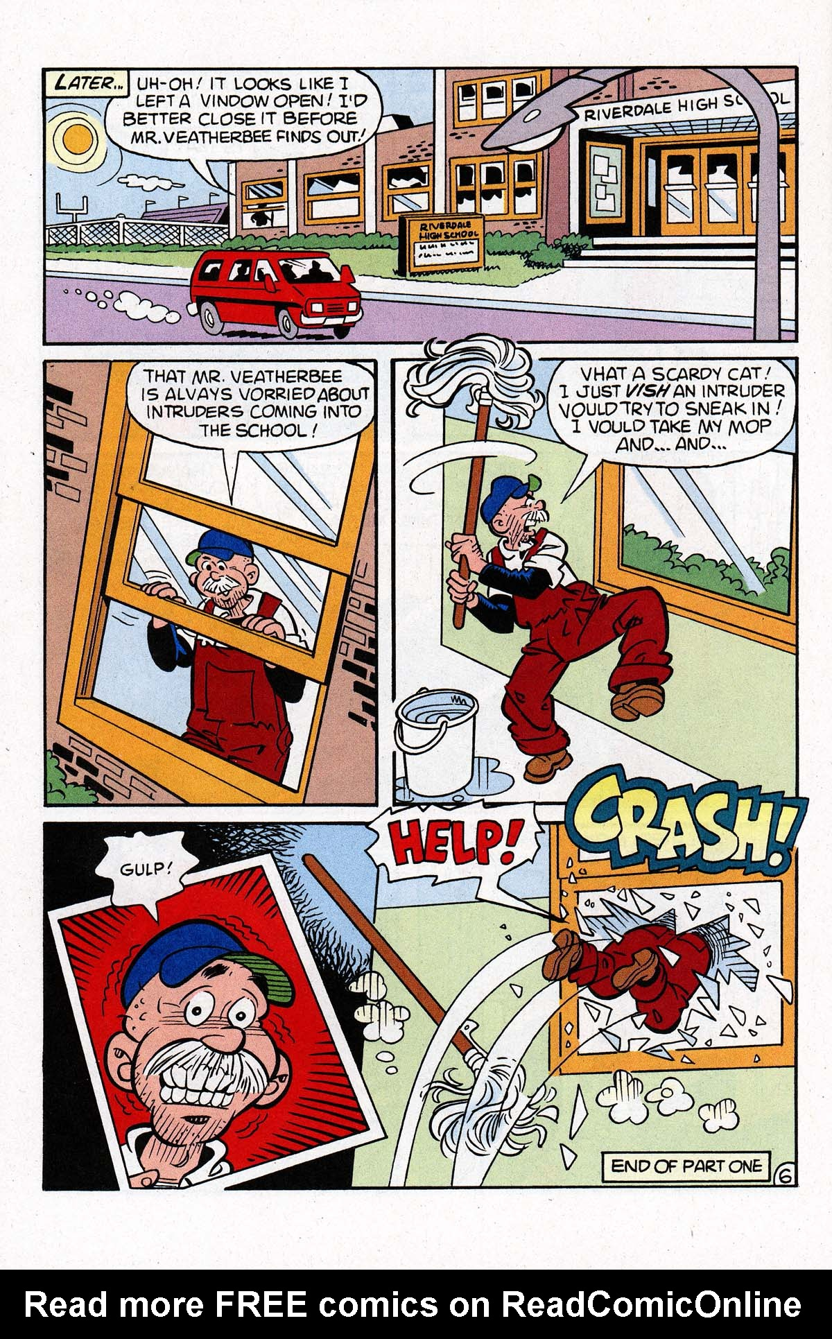 Read online Archie (1960) comic -  Issue #534 - 7