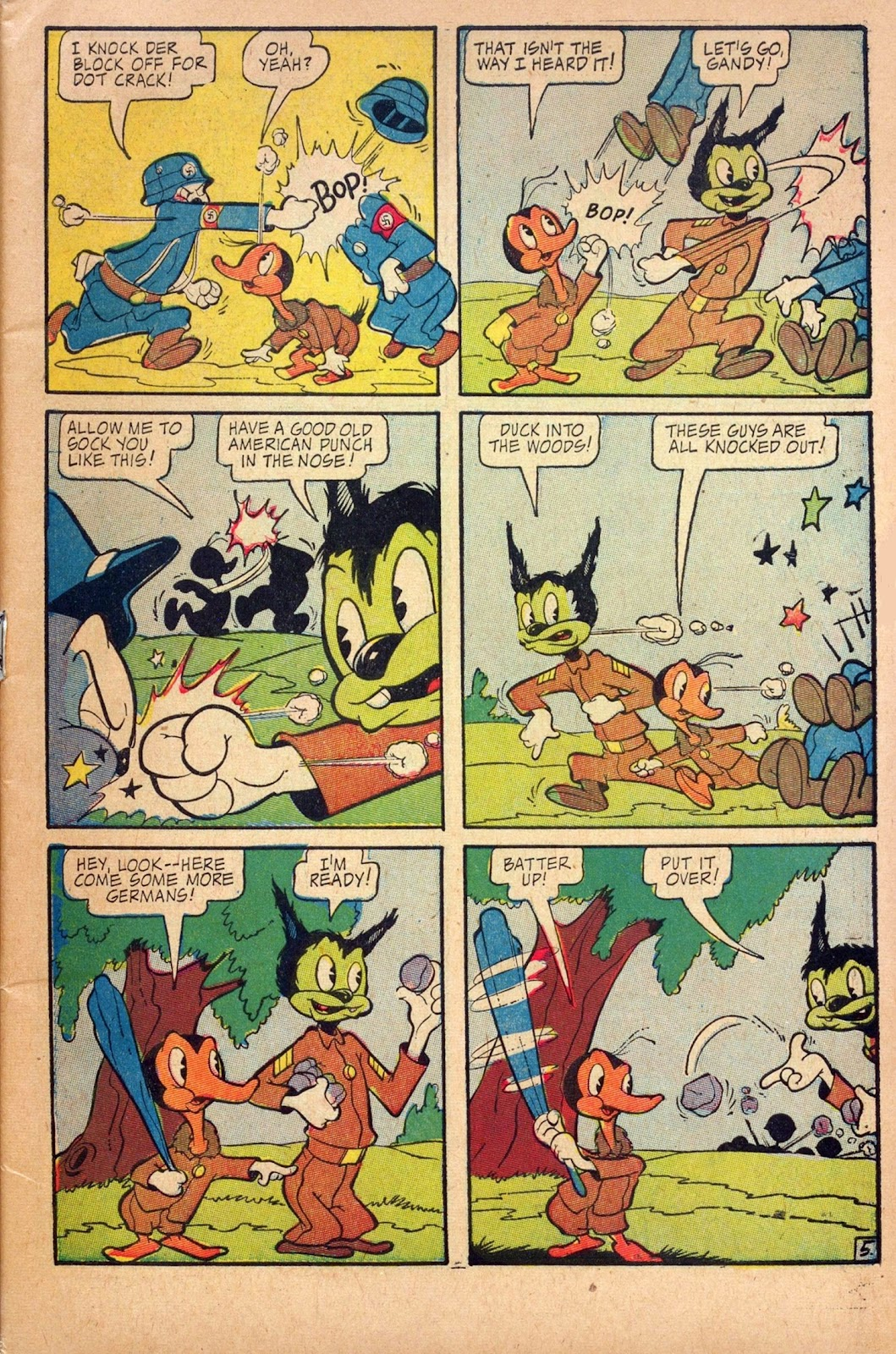 Terry-Toons Comics issue 21 - Page 7