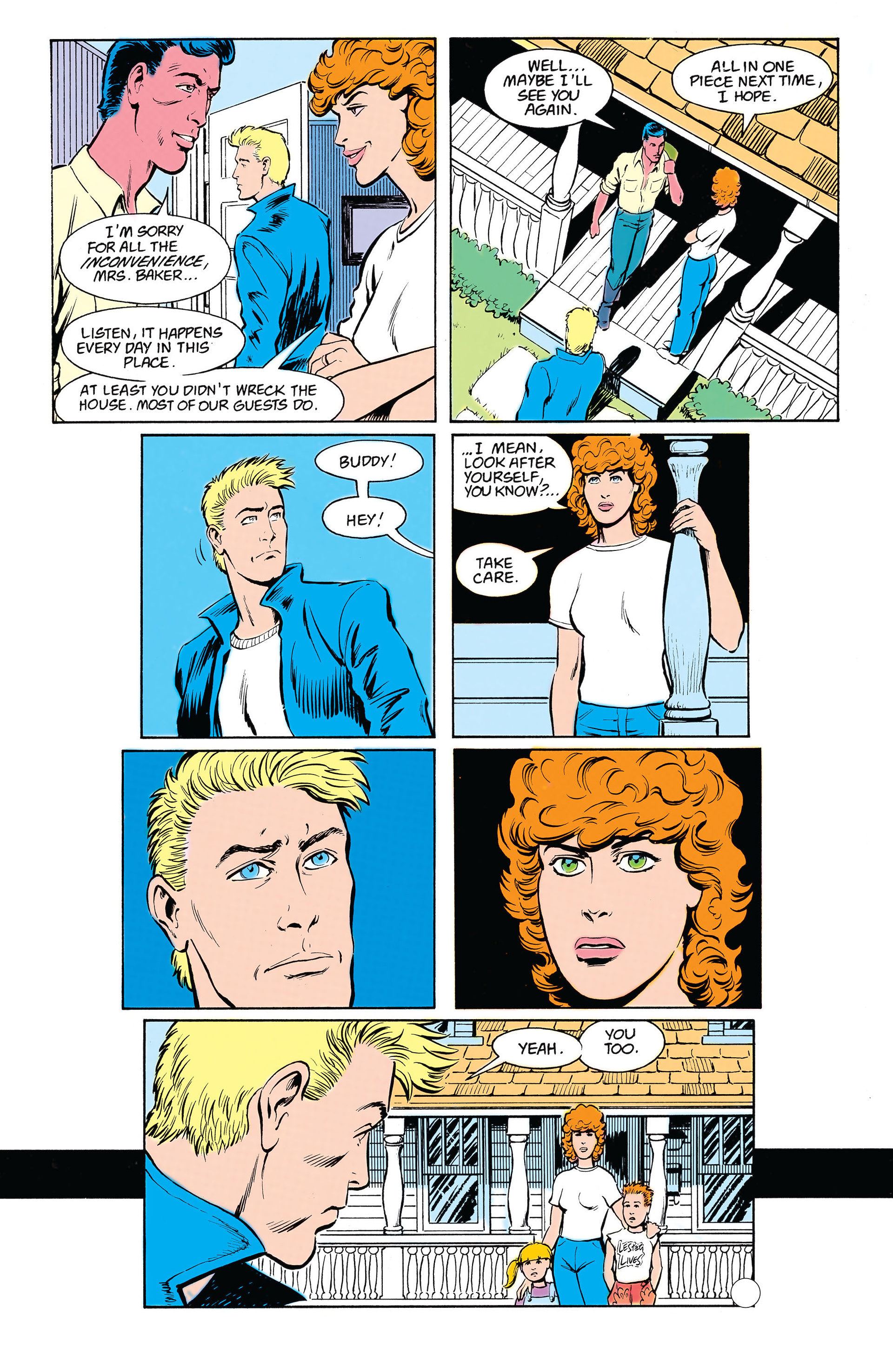 Read online Animal Man (1988) comic -  Issue #18 - 9