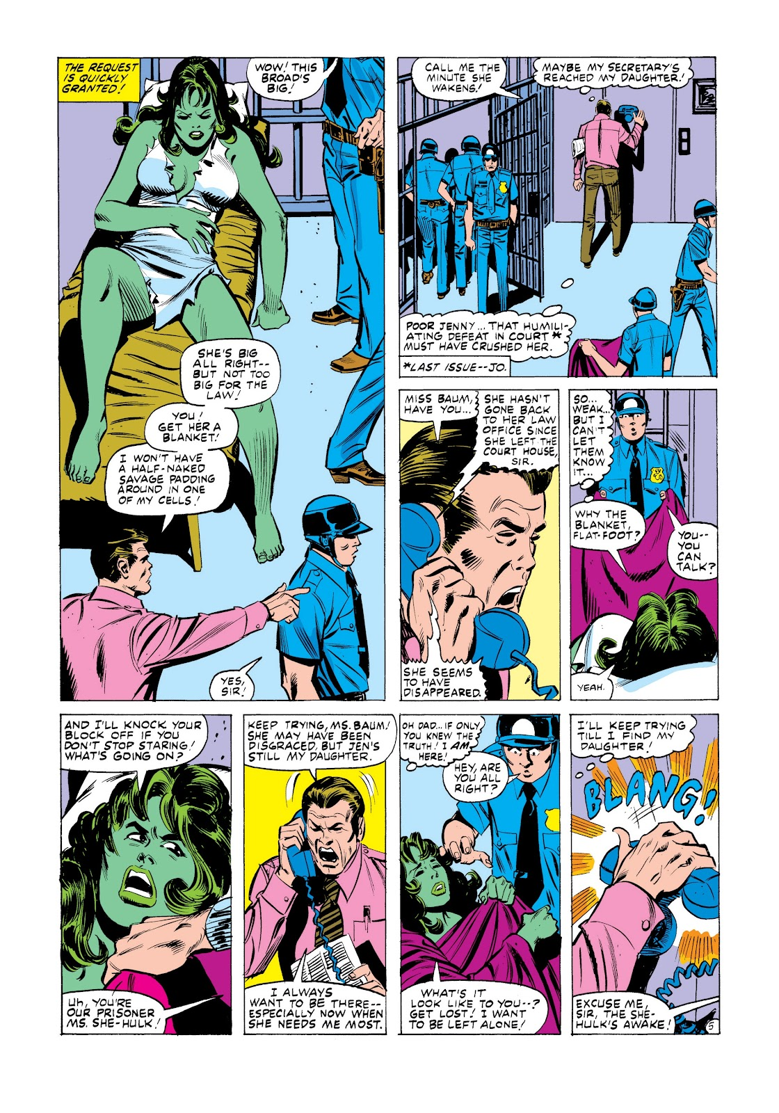 Marvel Masterworks: The Savage She-Hulk issue TPB_1_(Part_2) - Page 100