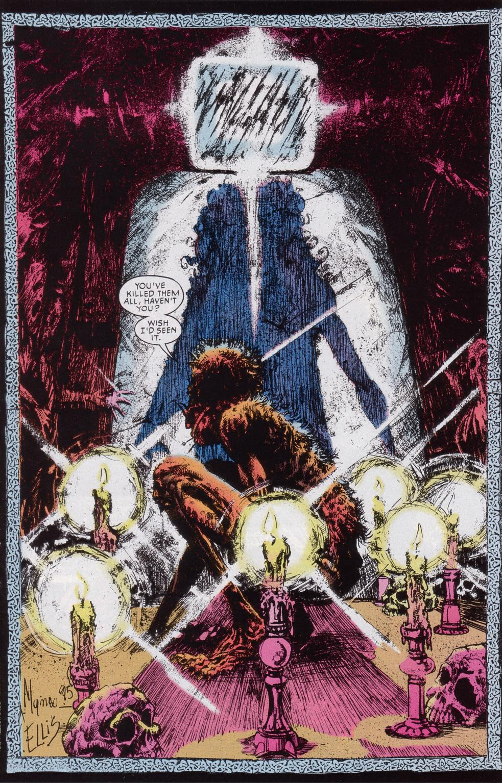 Read online Druid comic -  Issue #3 - 18