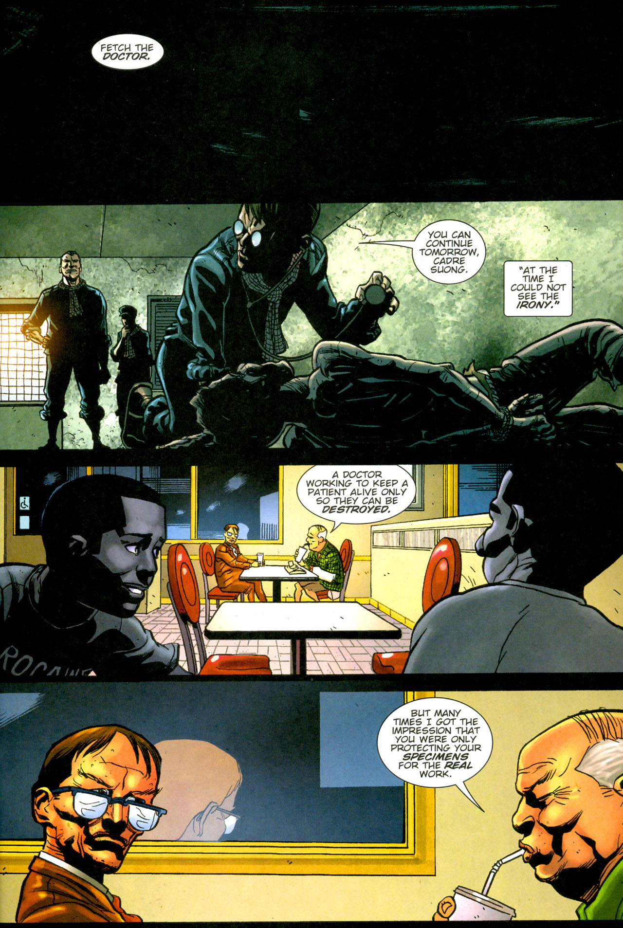 Read online The Exterminators comic -  Issue #12 - 16