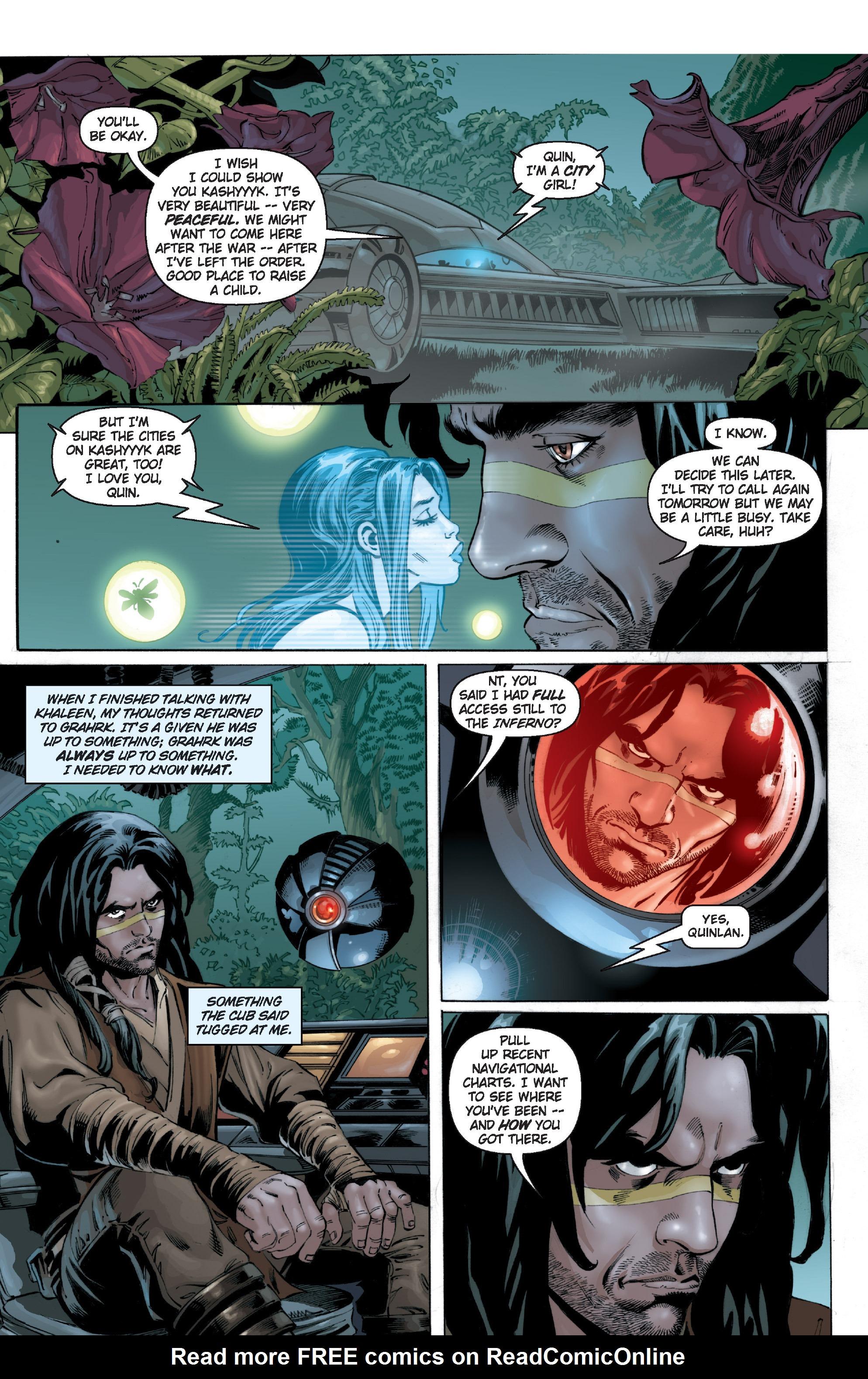Read online Star Wars Omnibus comic -  Issue # Vol. 26 - 378