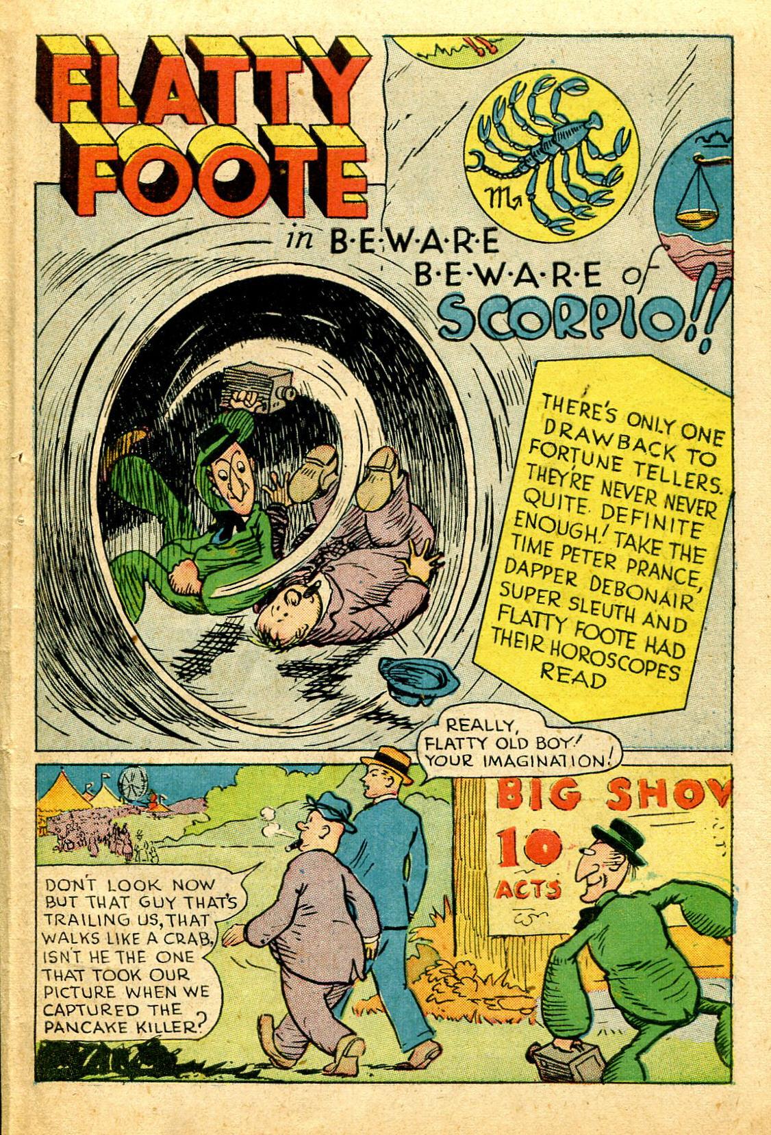 Read online Shadow Comics comic -  Issue #51 - 40