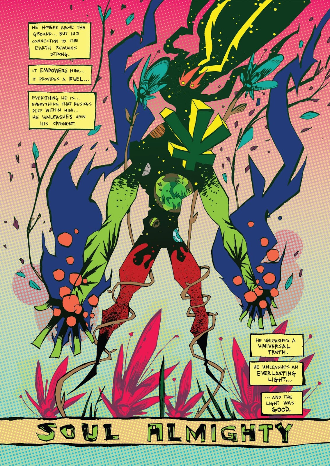 Read online Marijuanaman comic -  Issue # Full - 44
