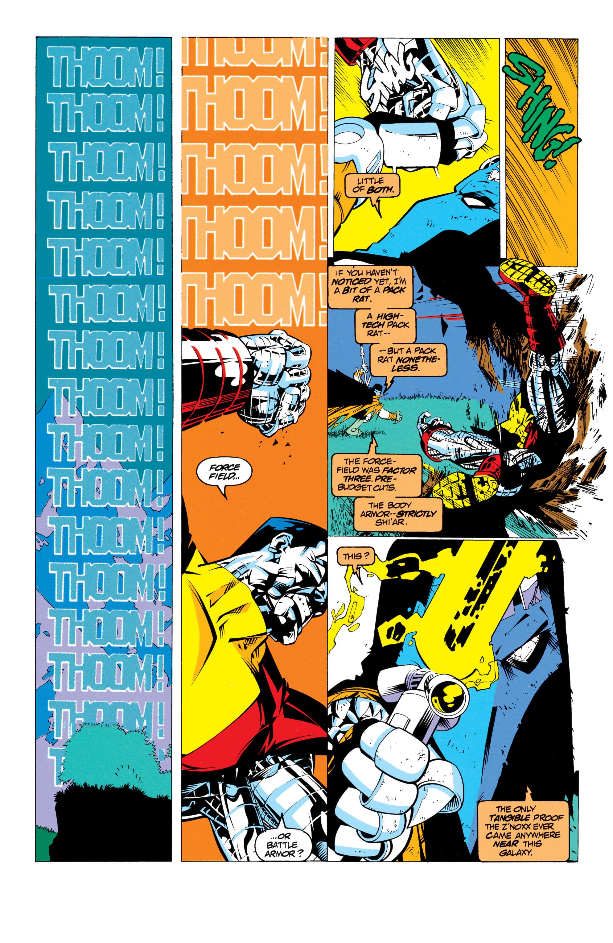 Read online Uncanny X-Men (1963) comic -  Issue # _Annual 17 - 34