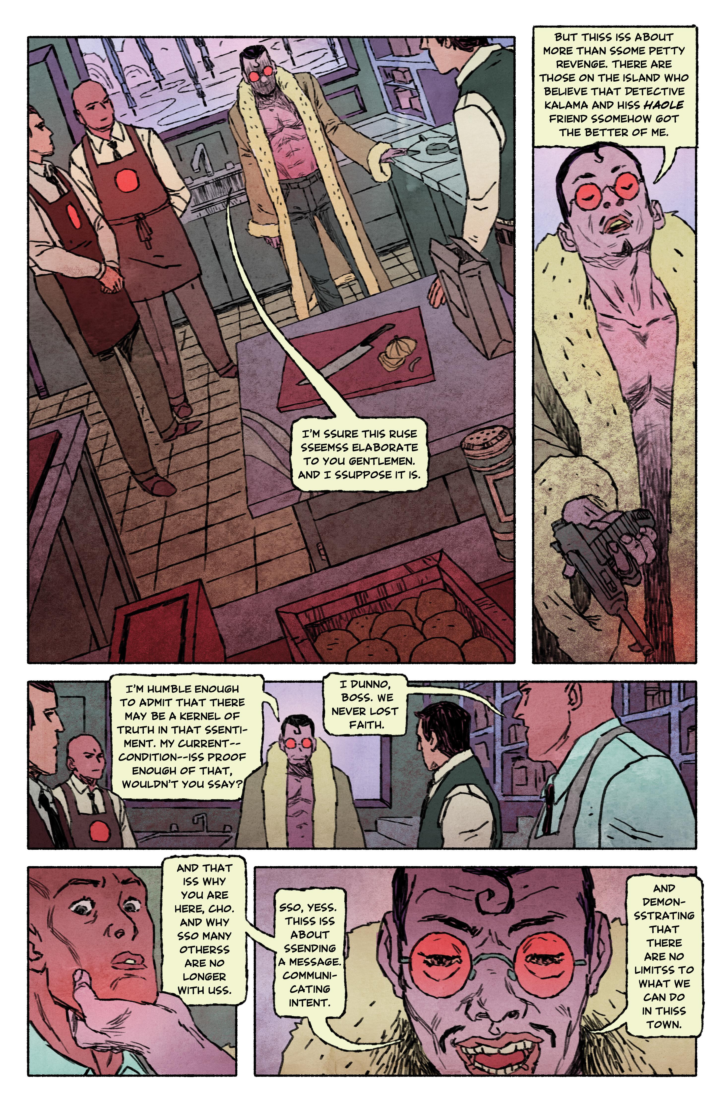 Read online Aloha, Hawaiian Dick comic -  Issue #4 - 12
