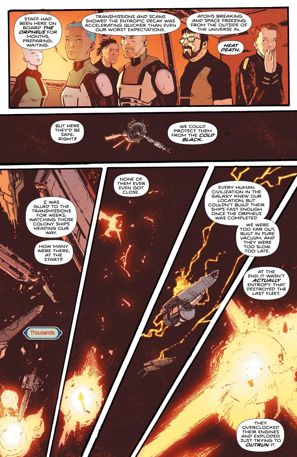 Read online Vindication comic -  Issue #3 - 29