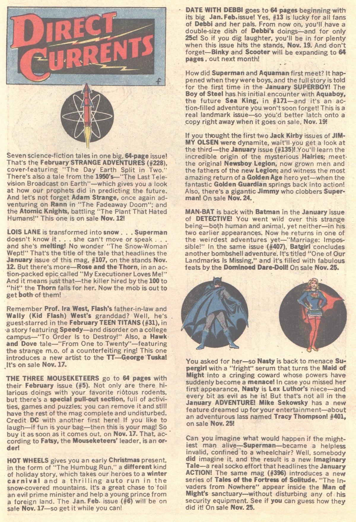 Read online Adventure Comics (1938) comic -  Issue #401 - 21