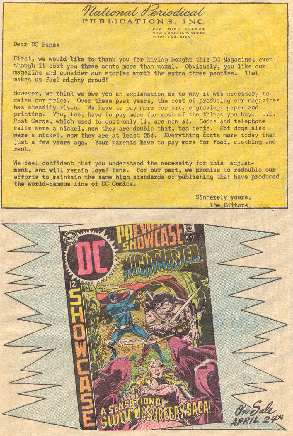 Read online Action Comics (1938) comic -  Issue #377 - 33