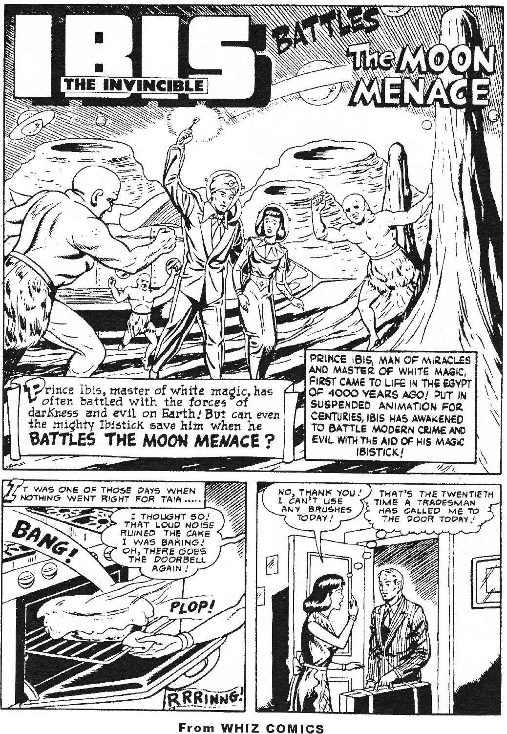 Read online Men of Mystery Comics comic -  Issue #73 - 35