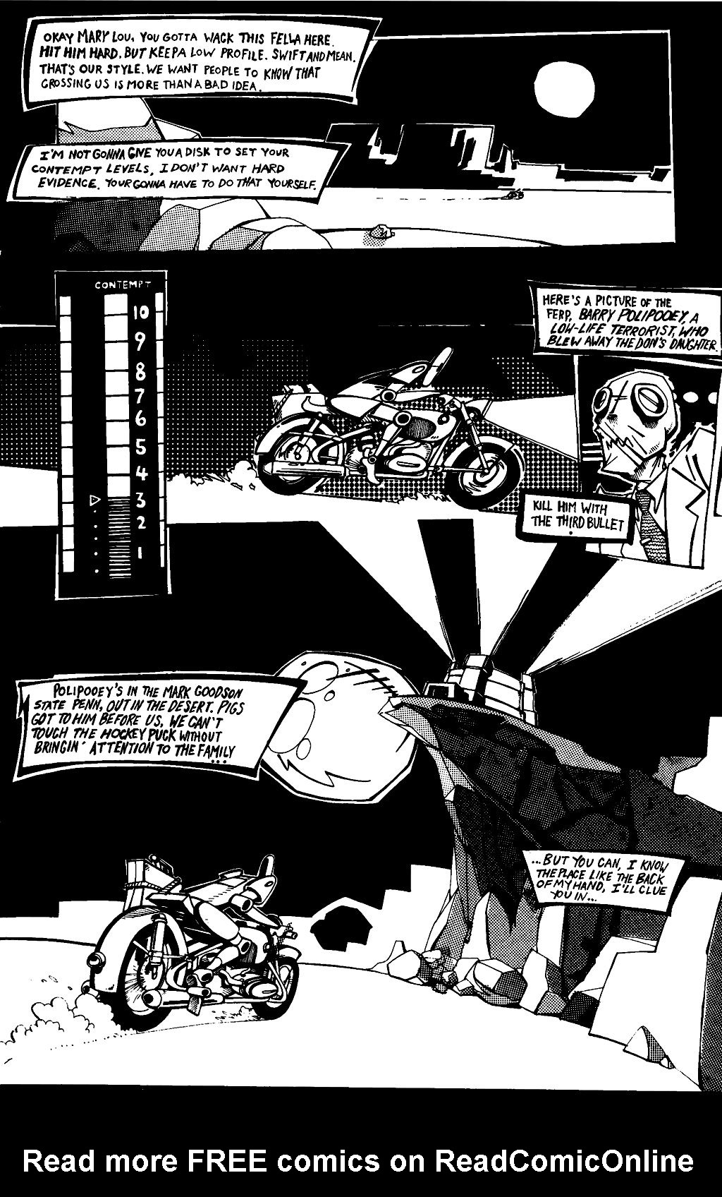 Read online Scud: The Disposable Assassin (1994) comic -  Issue #2 - 11