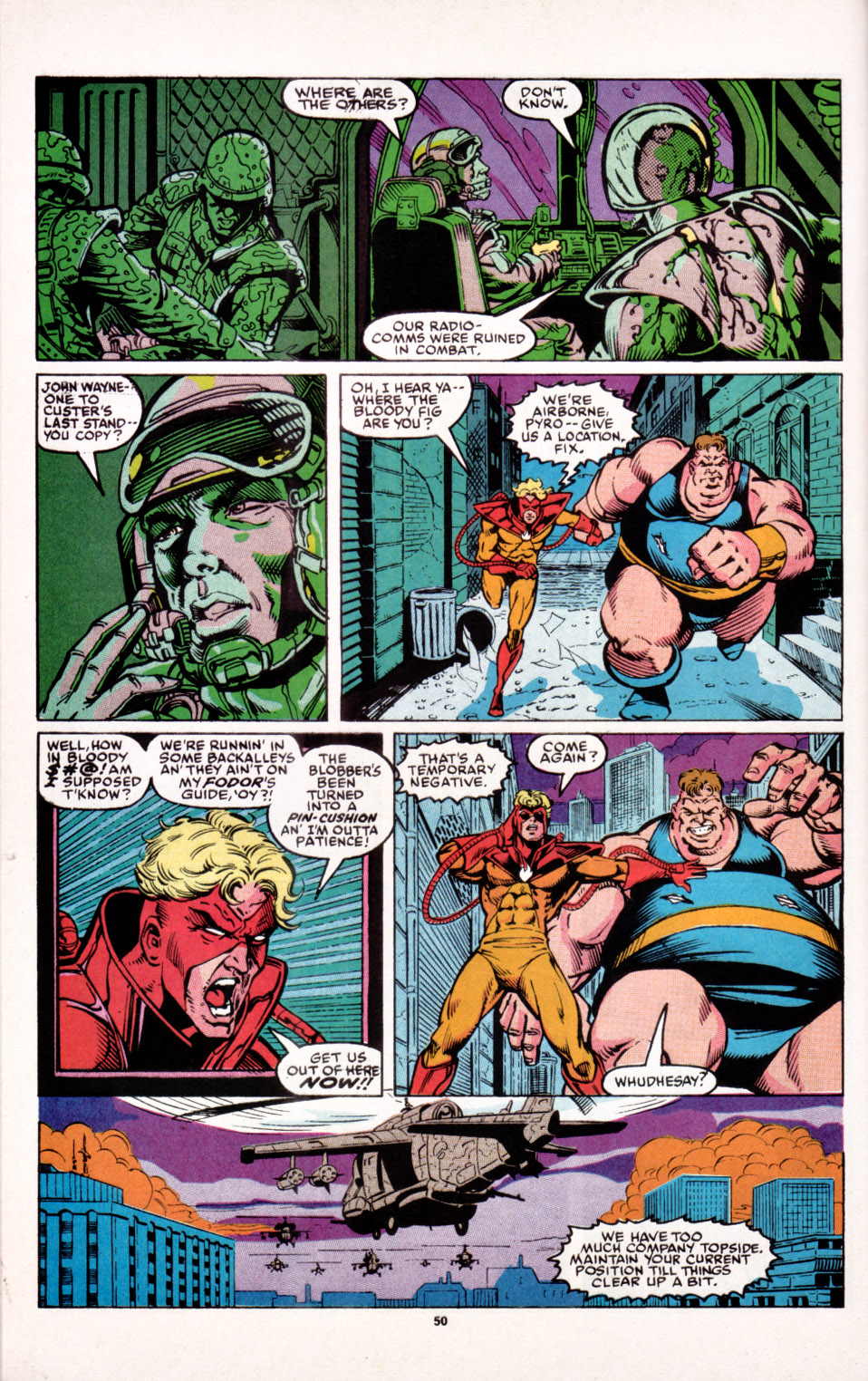Read online X-Factor (1986) comic -  Issue # _ Annual 6 - 43
