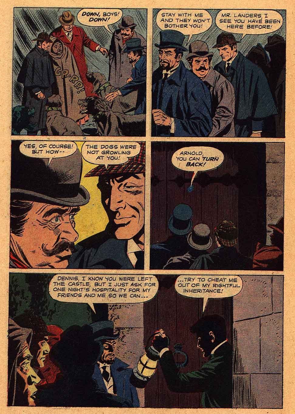 Four Color Comics issue 1169 - Page 6