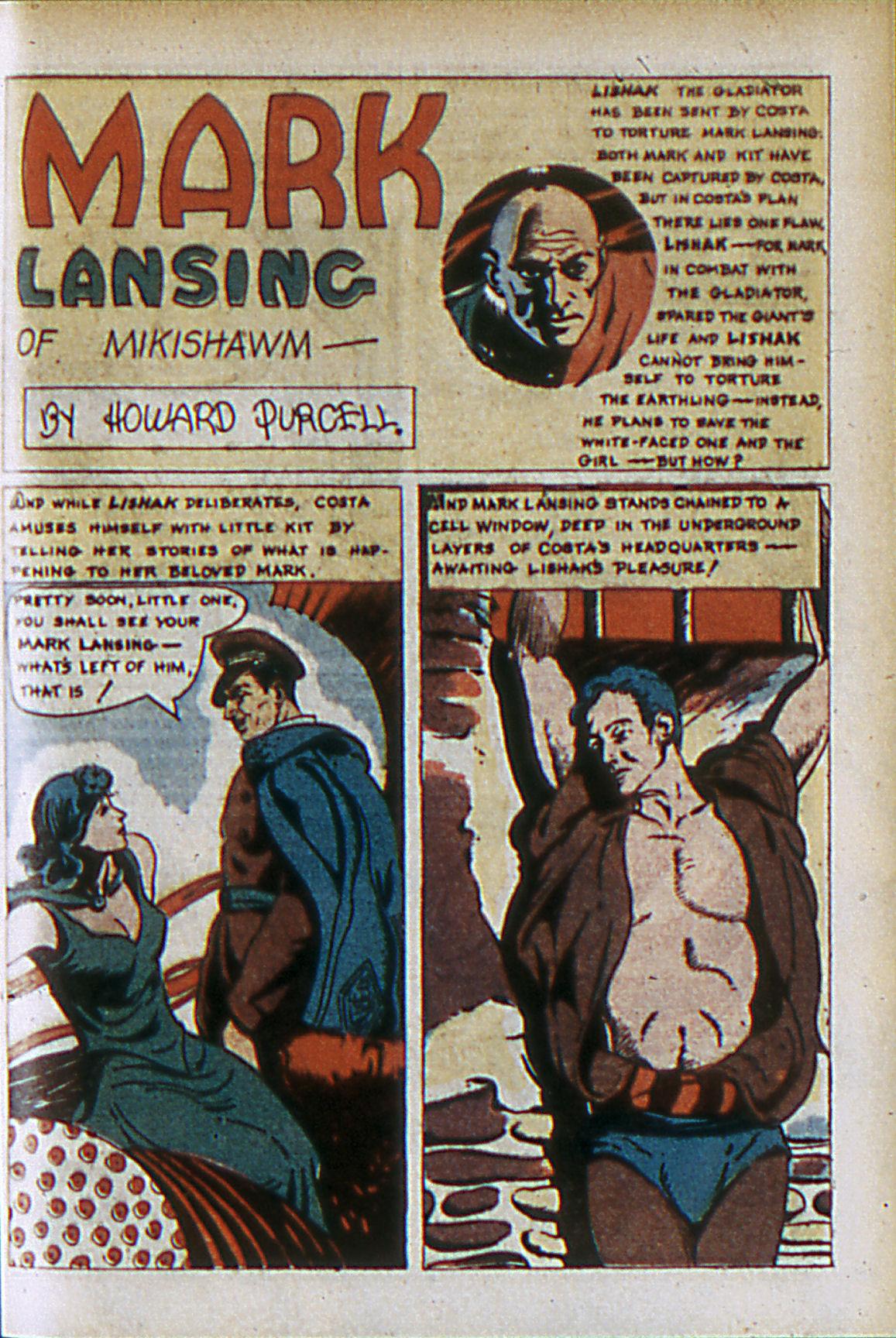 Read online Adventure Comics (1938) comic -  Issue #61 - 14