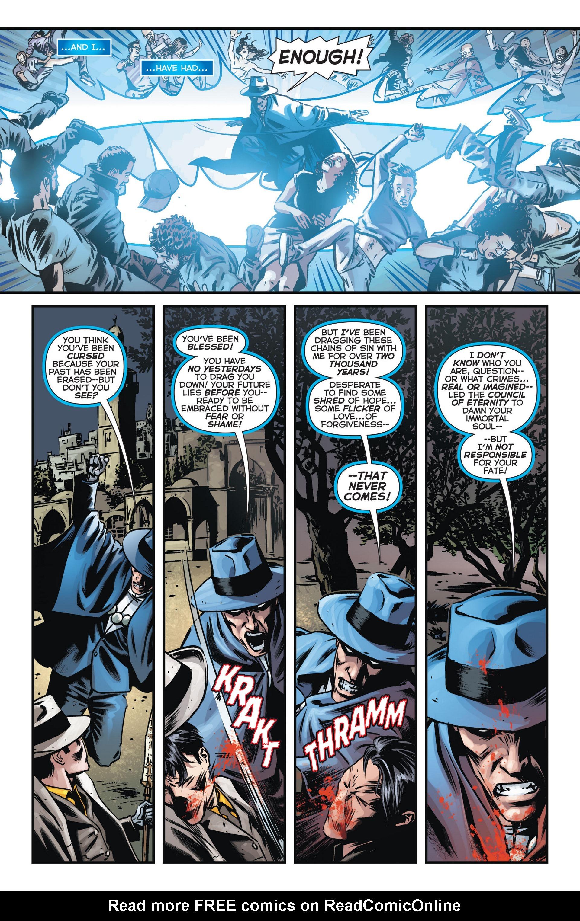 Read online Trinity of Sin: The Phantom Stranger comic -  Issue #13 - 16