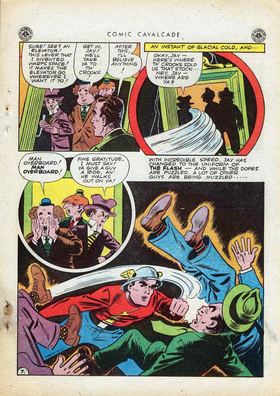 Comic Cavalcade issue 10 - Page 76