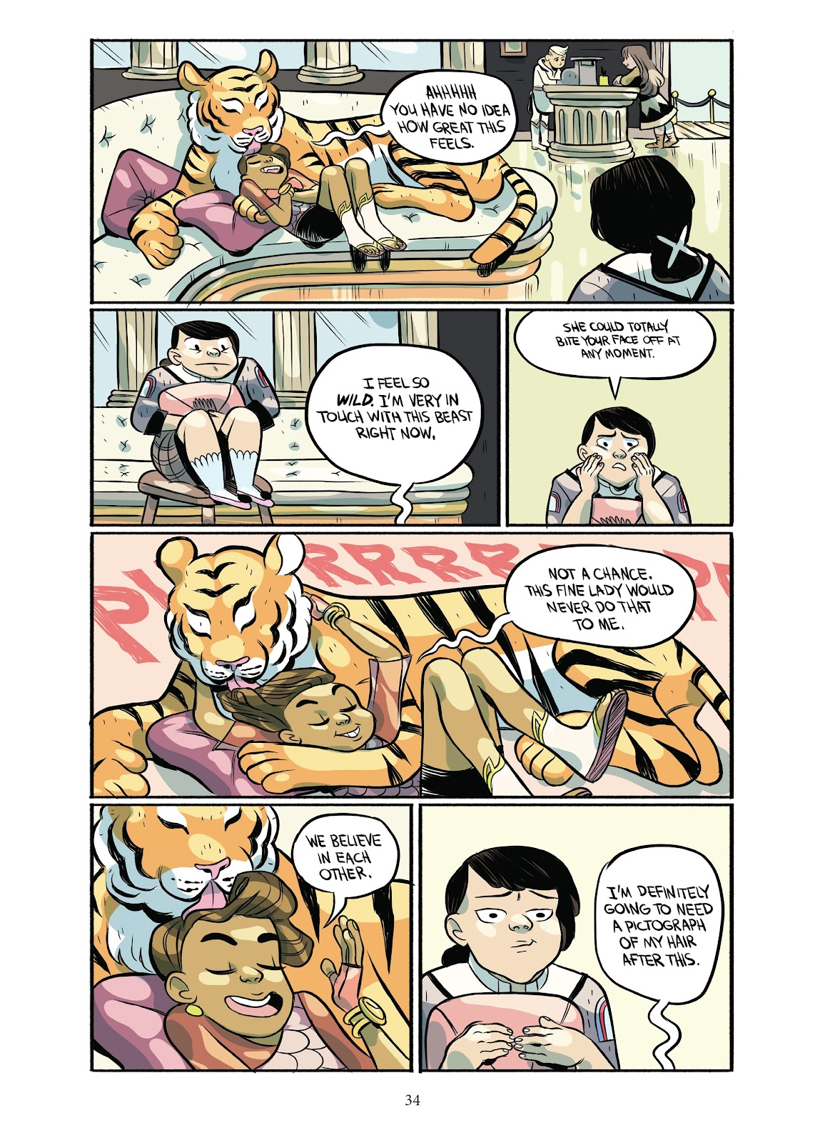 Read online Girl Town comic -  Issue # TPB (Part 1) - 35