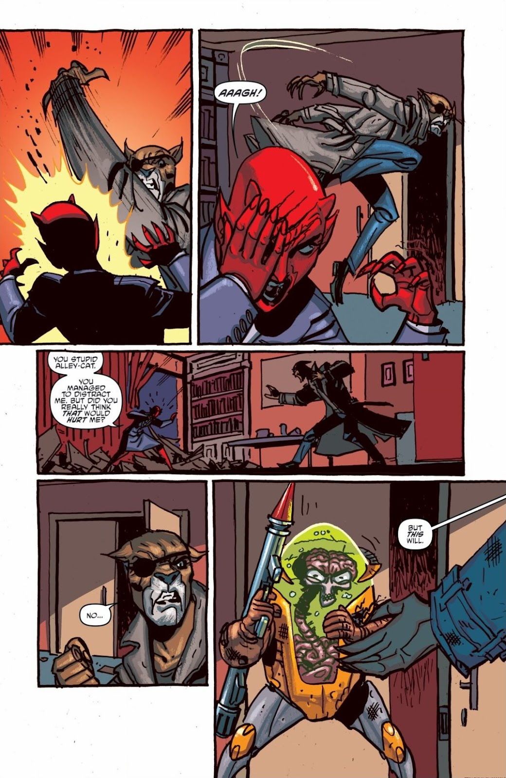 Read online Teenage Mutant Ninja Turtles: The IDW Collection comic -  Issue # TPB 6 (Part 1) - 94