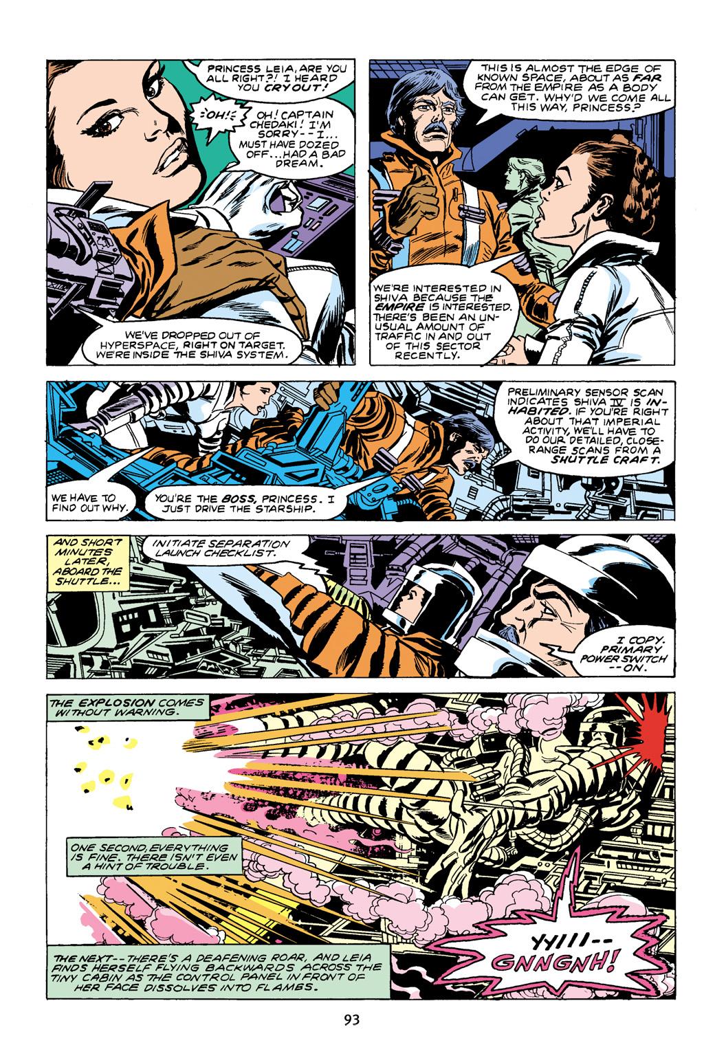 Read online Star Wars Omnibus comic -  Issue # Vol. 16 - 92