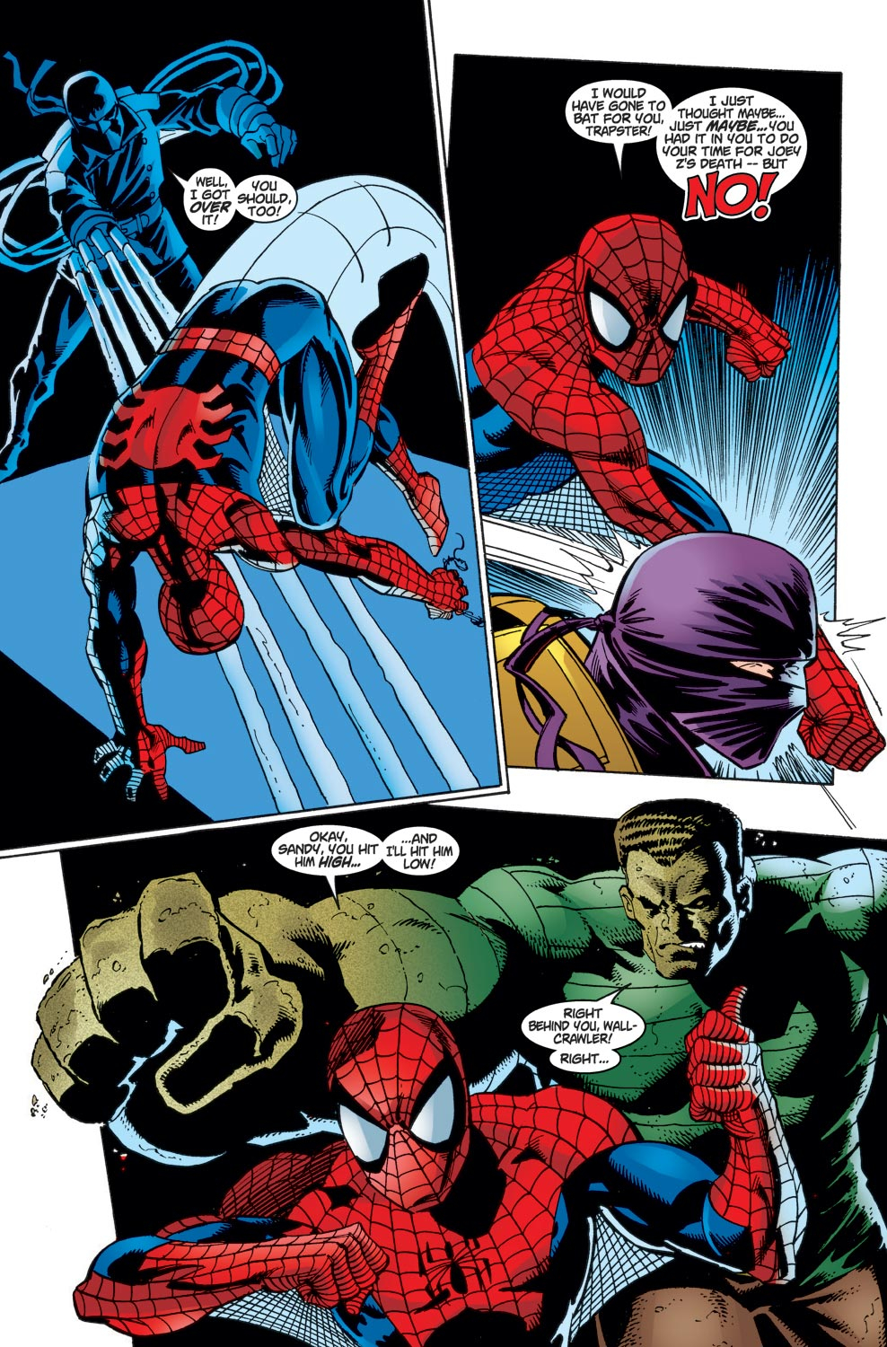 The Amazing Spider-Man (1999) 4 Page 12