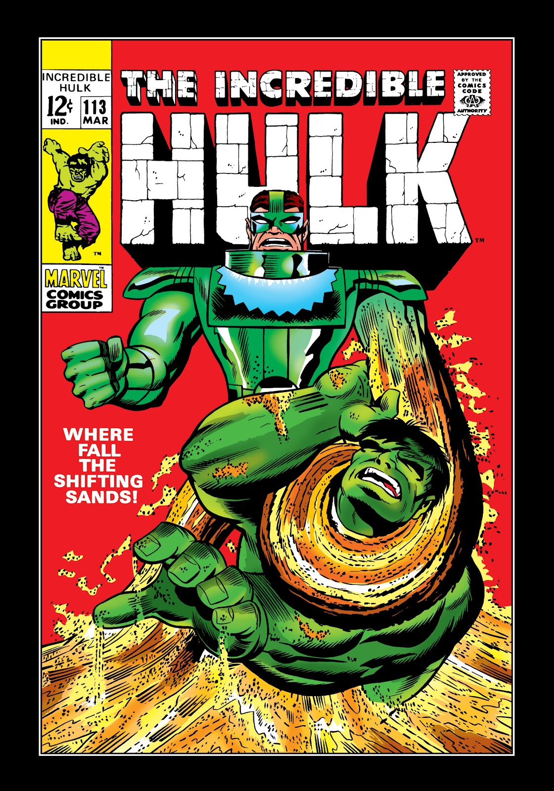 Read online Marvel Masterworks: The Incredible Hulk comic -  Issue # TPB 5 (Part 1) - 48