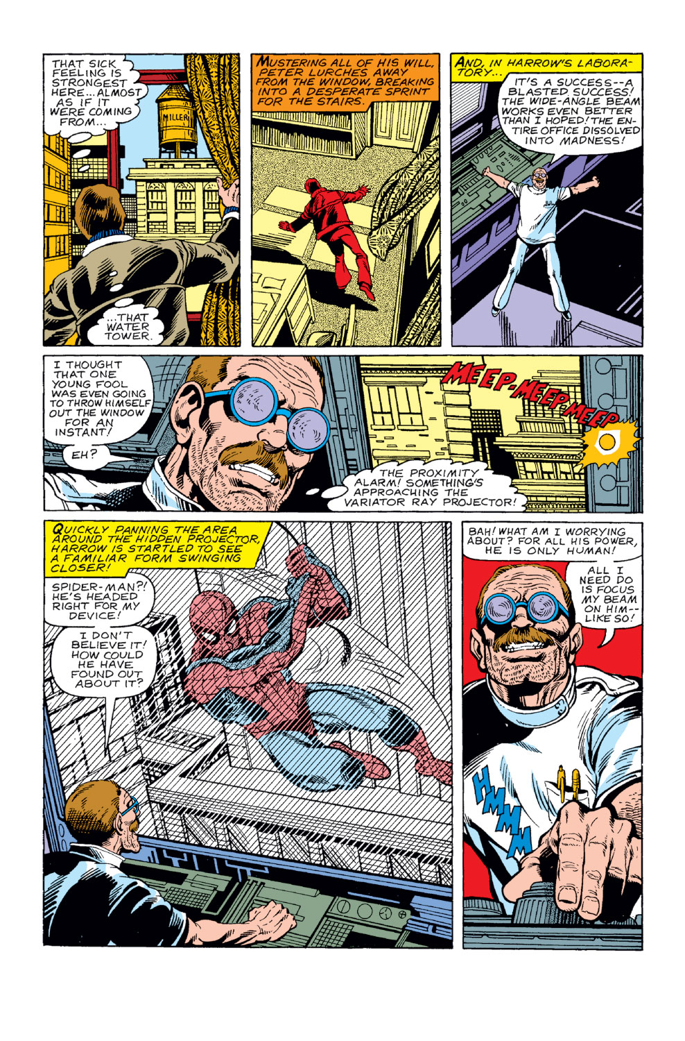 The Amazing Spider-Man (1963) 206 Page 9