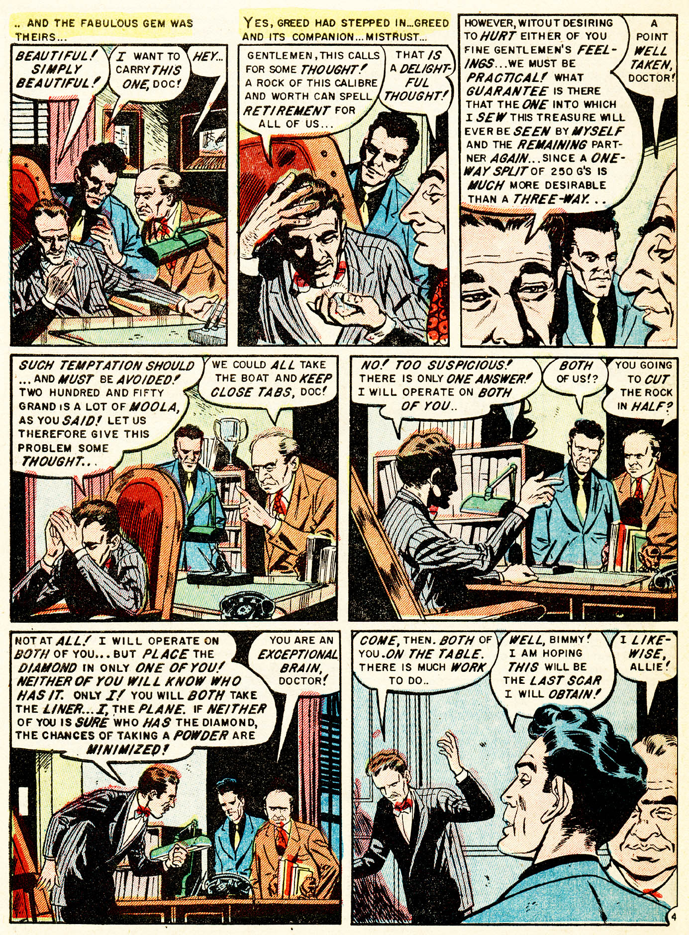 Read online Shock SuspenStories comic -  Issue #17 - 30