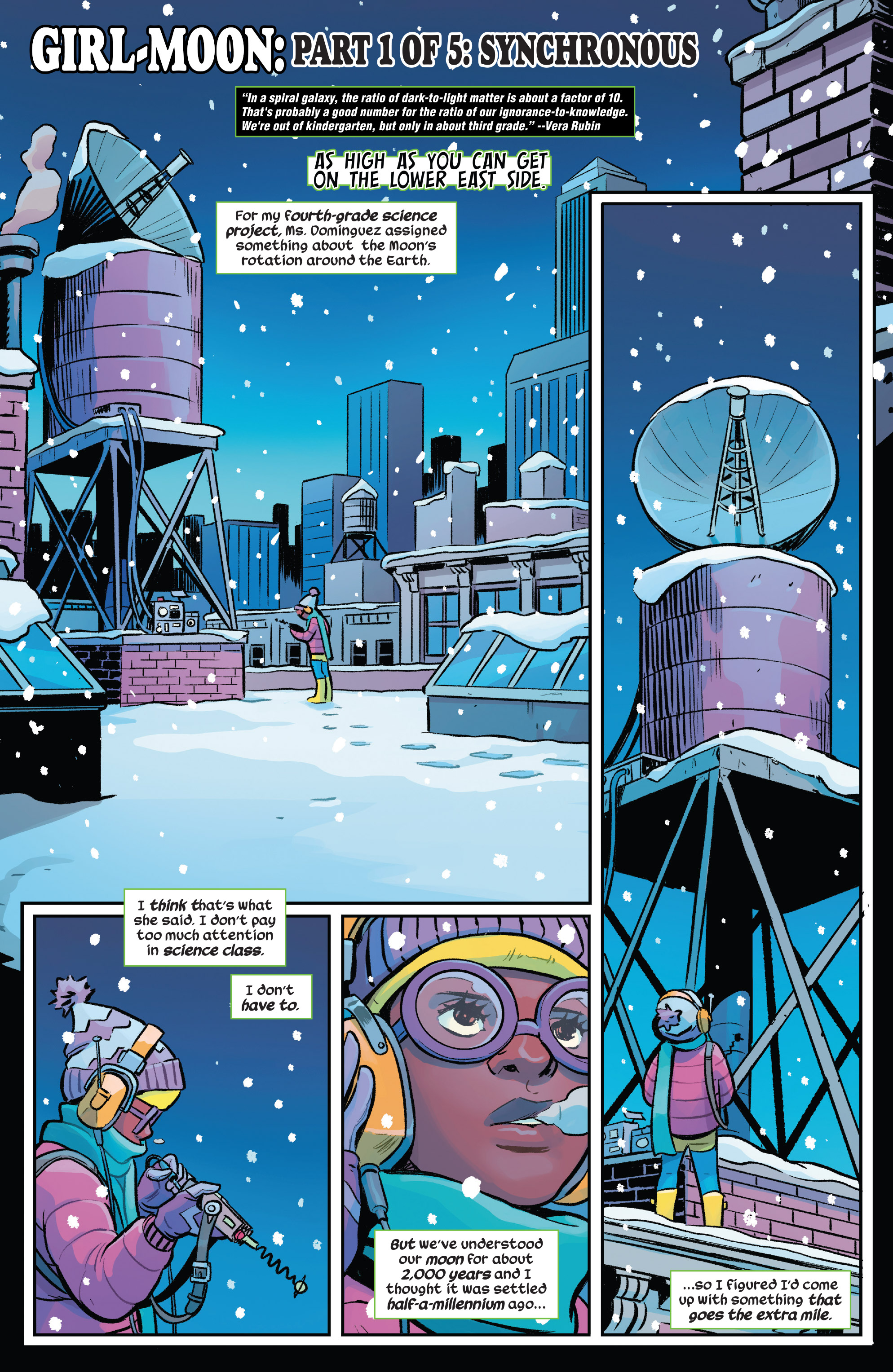 Read online Moon Girl And Devil Dinosaur comic -  Issue #19 - 3