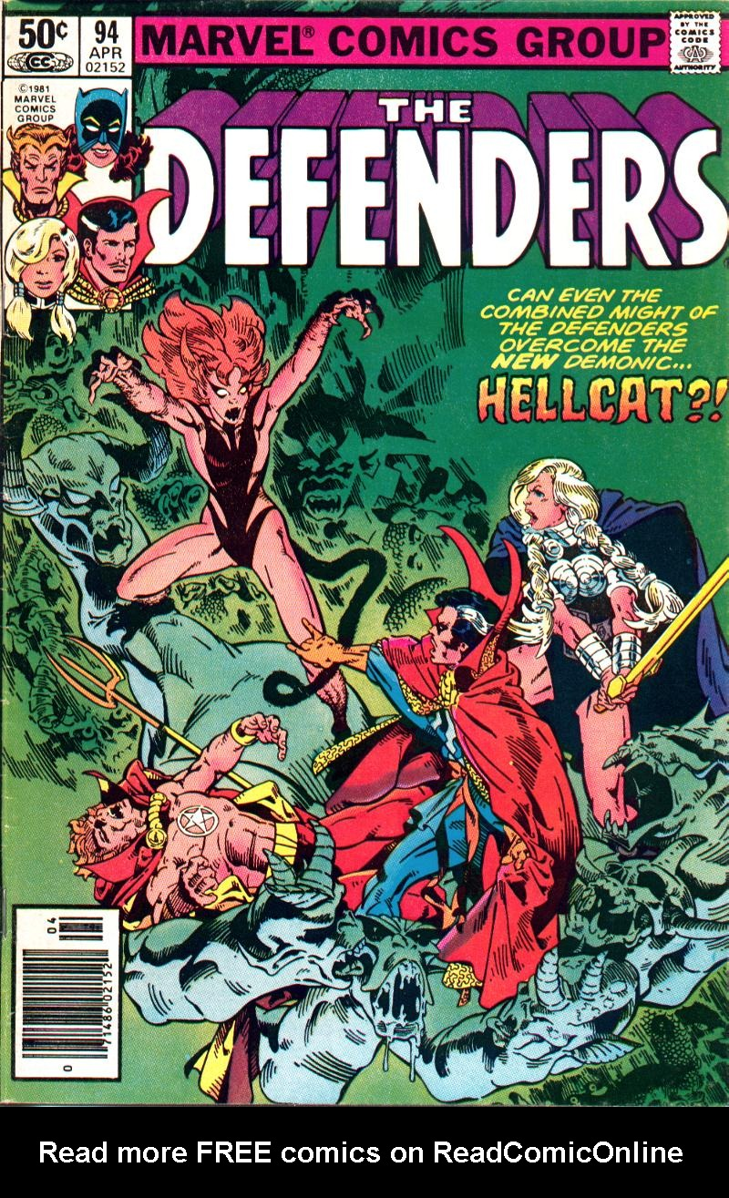 The Defenders (1972) 94 Page 1