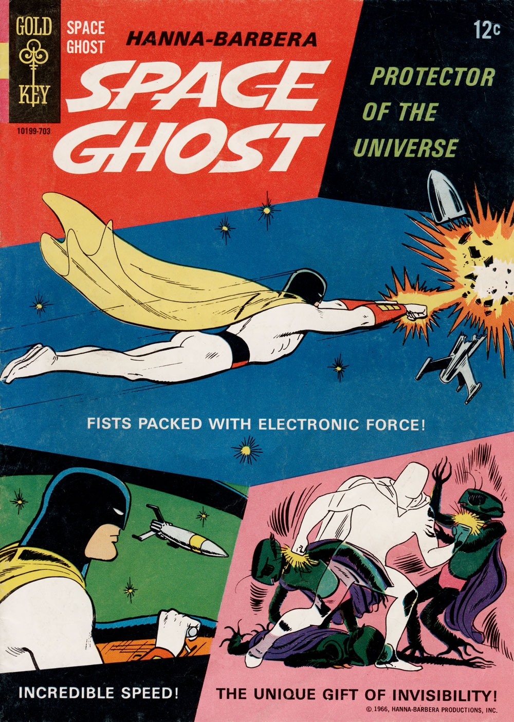 Space Ghost (1967) issue Full - Page 1