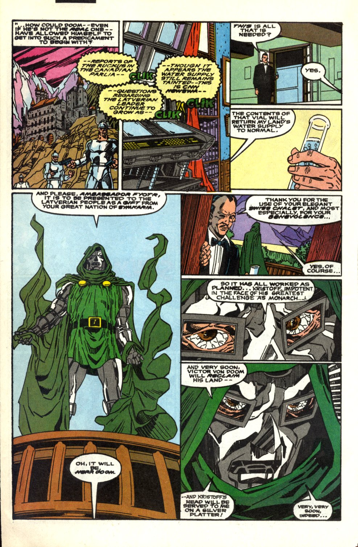 Read online Alpha Flight (1983) comic -  Issue #91 - 22