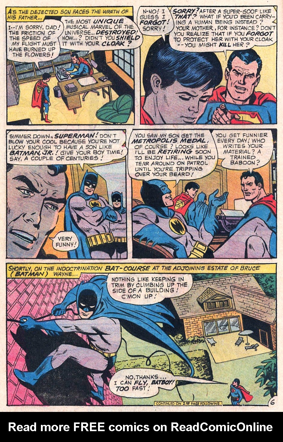 Read online Action Comics (1938) comic -  Issue #391 - 8