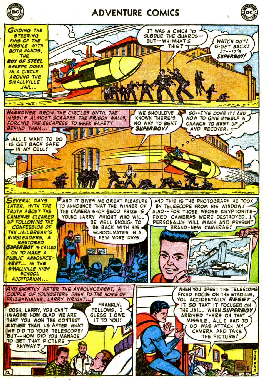 Read online Adventure Comics (1938) comic -  Issue #184 - 14