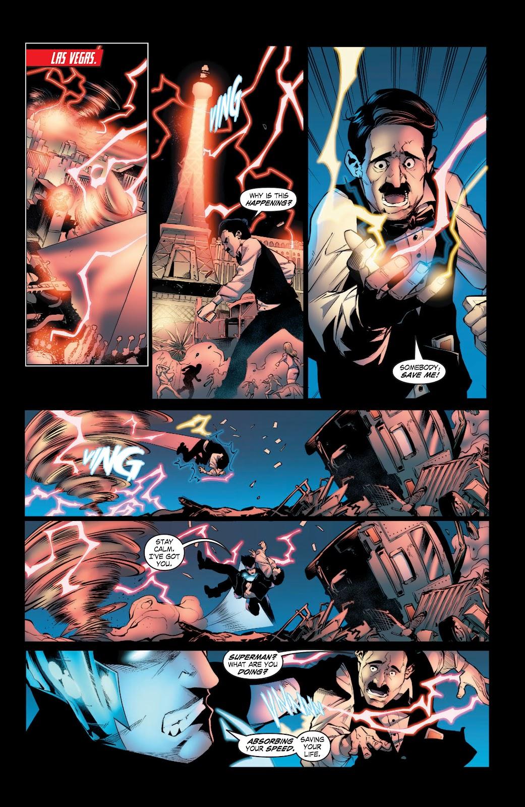Read online Smallville Season 11 [II] comic -  Issue # TPB 3 - 94