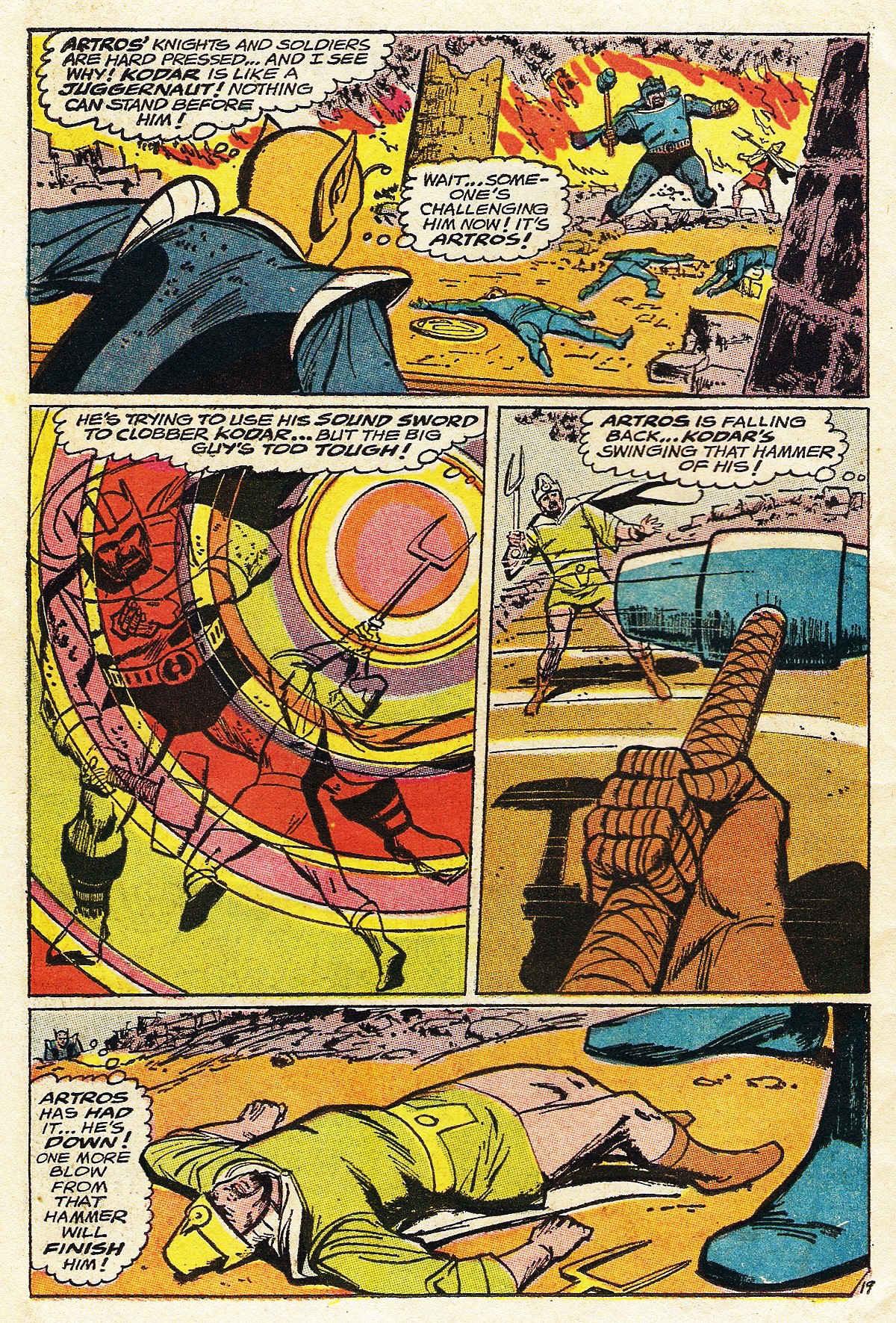 Read online Adventure Comics (1938) comic -  Issue #376 - 26