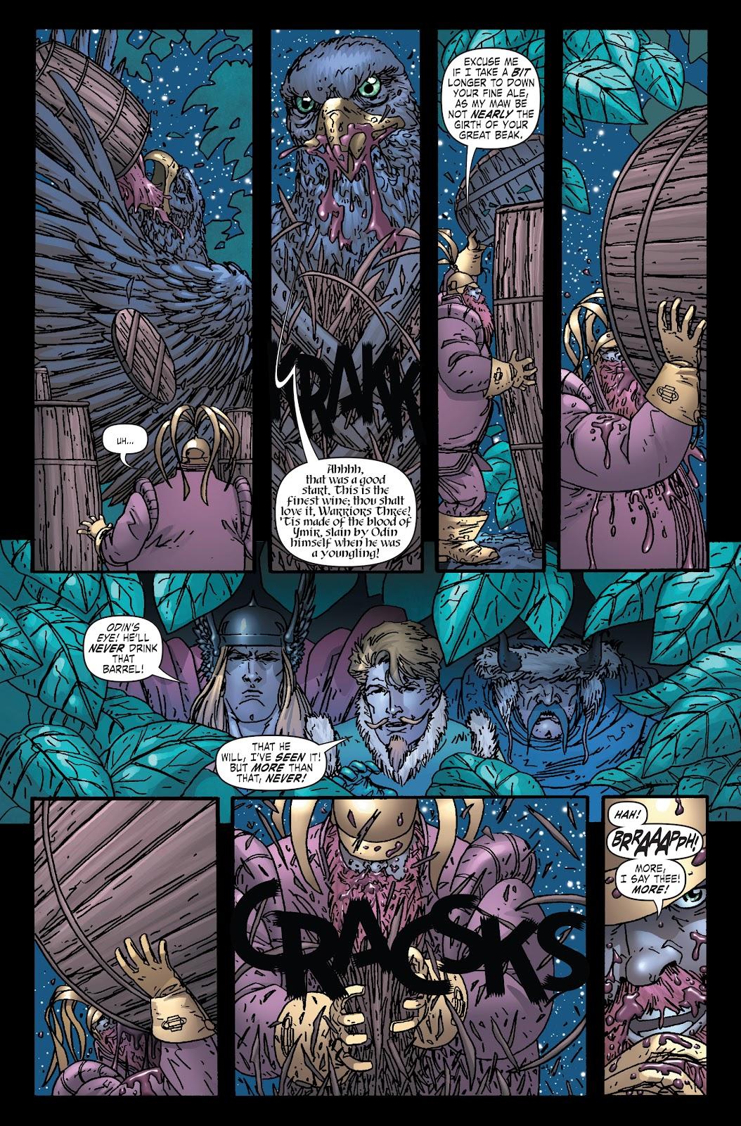 Read online Thor: Ragnaroks comic -  Issue # TPB (Part 1) - 38
