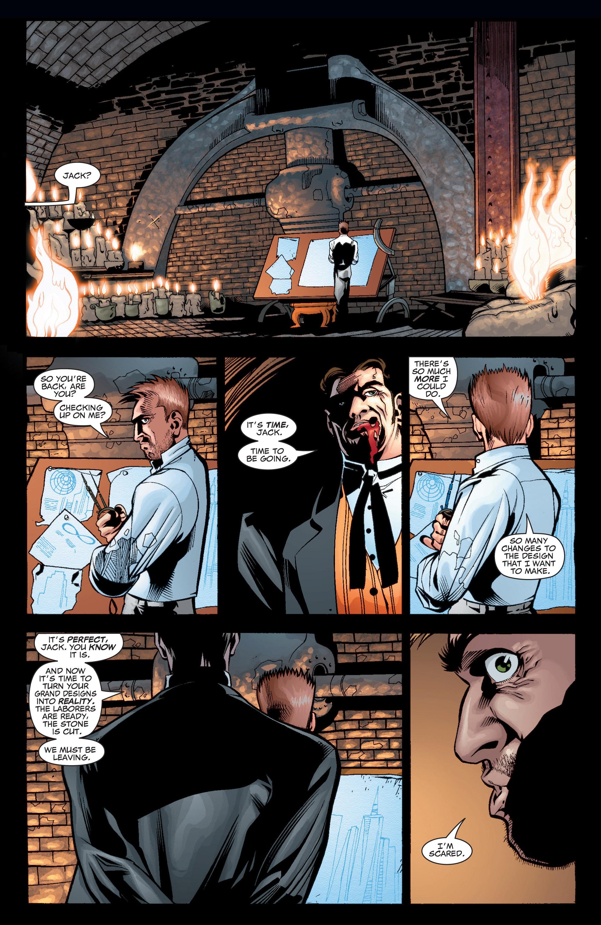 Read online Shadowman (1999) comic -  Issue #3 - 4