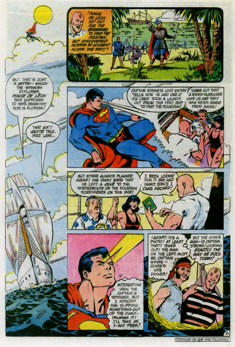Read online Action Comics (1938) comic -  Issue #566 - 9