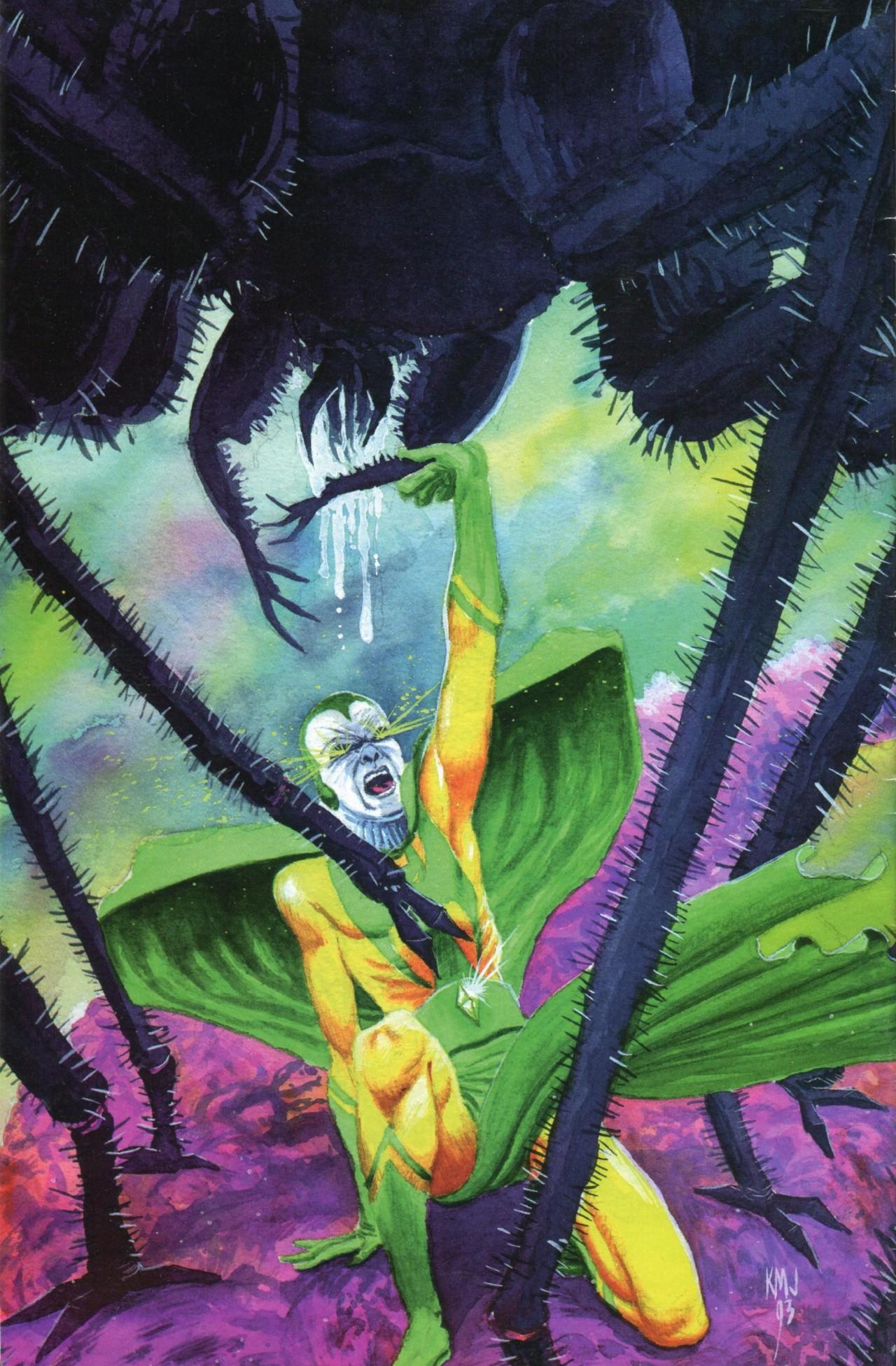 Read online Dr. Weird (1997) comic -  Issue #1 - 35
