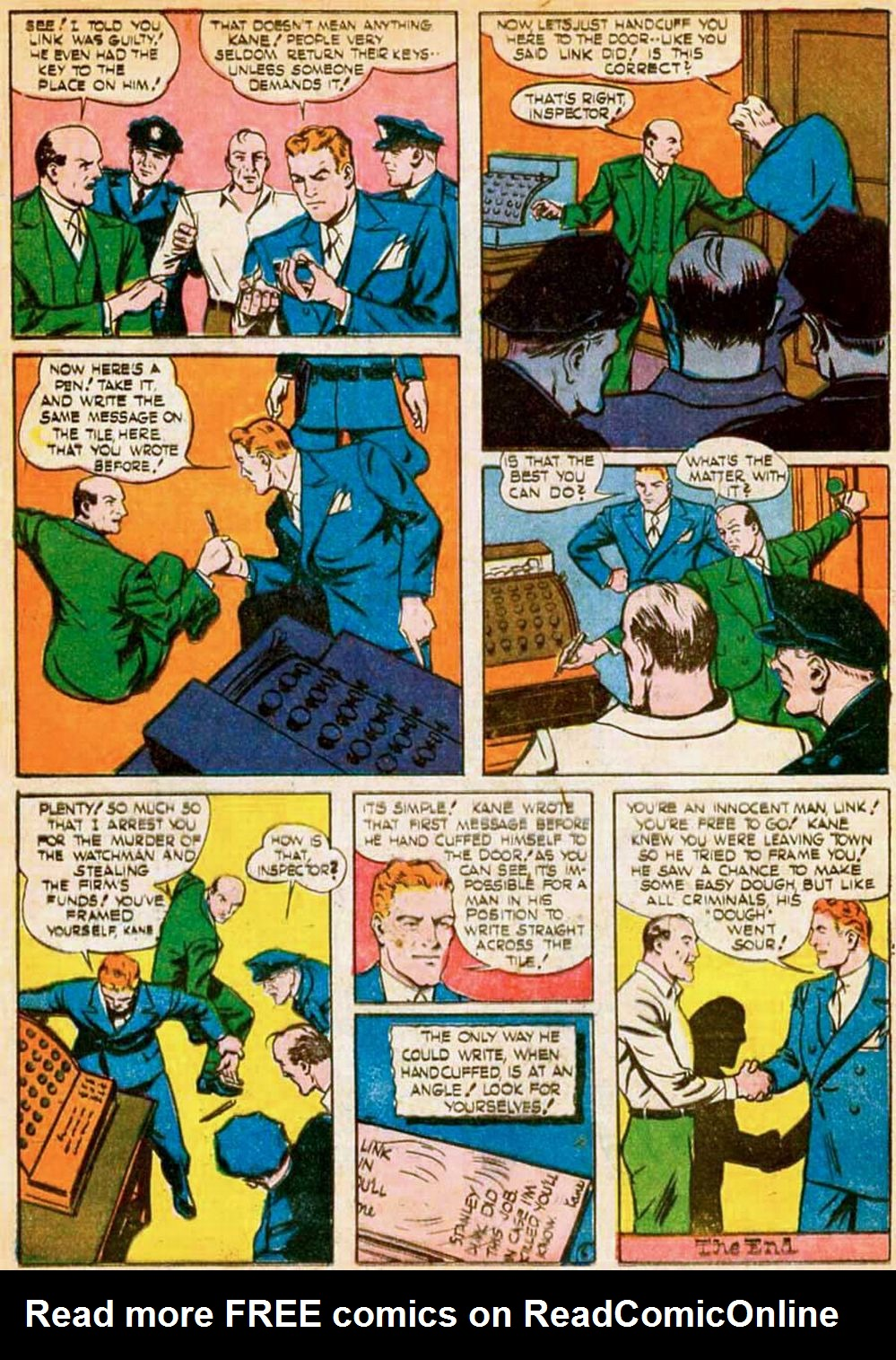 Zip Comics issue 19 - Page 36