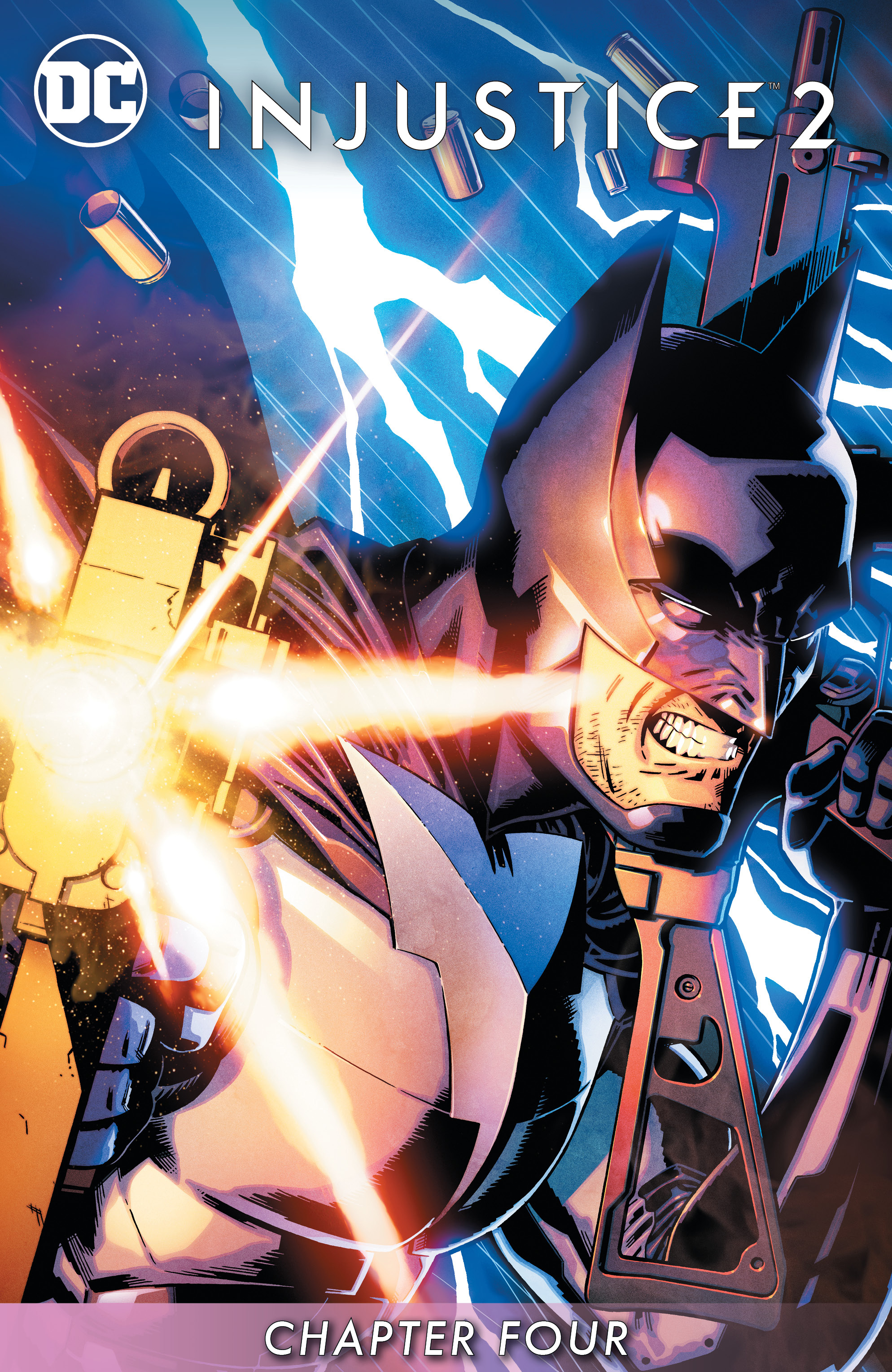 Read online Injustice 2 comic -  Issue #4 - 2